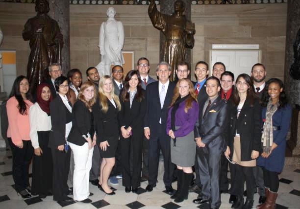 Students head to Washington, D.C. for Obama's Inauguration