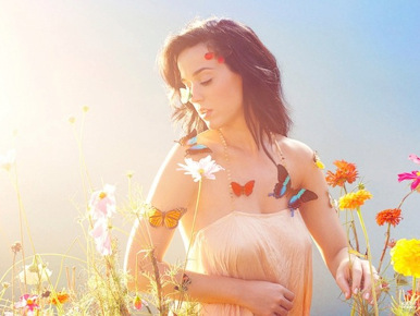 'Prism' shows the dimensions of Katy Perry