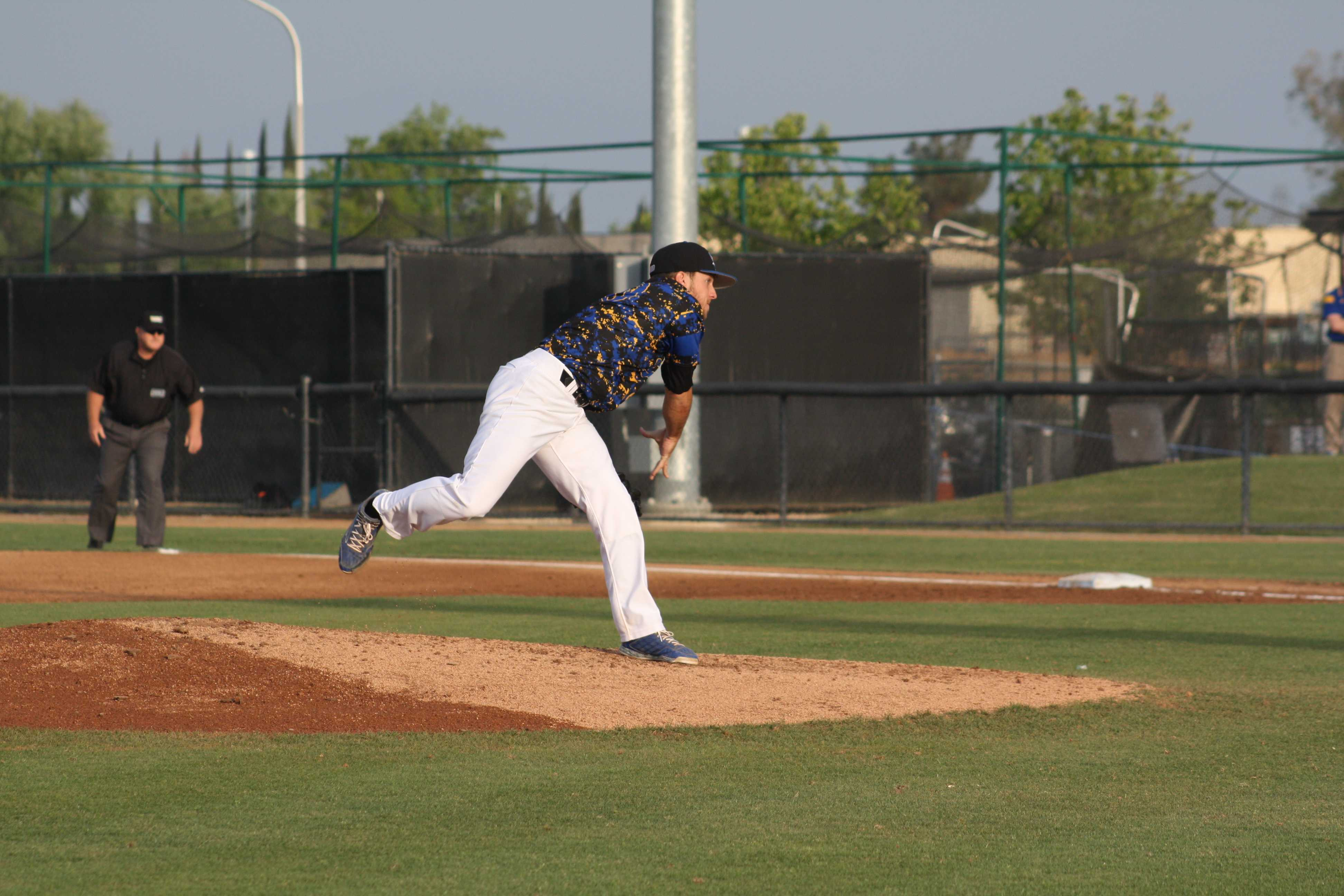 CSUB baseball VS.Texas-Pan American