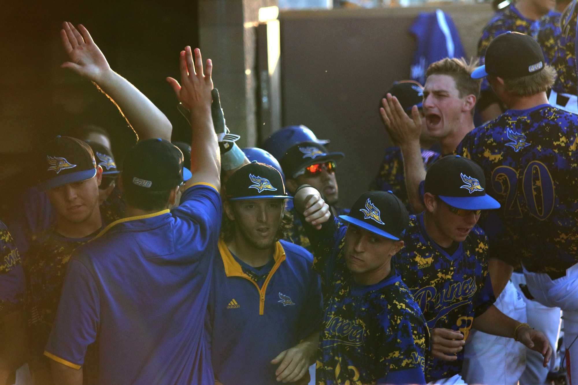 CSUB climbs to the top of conference