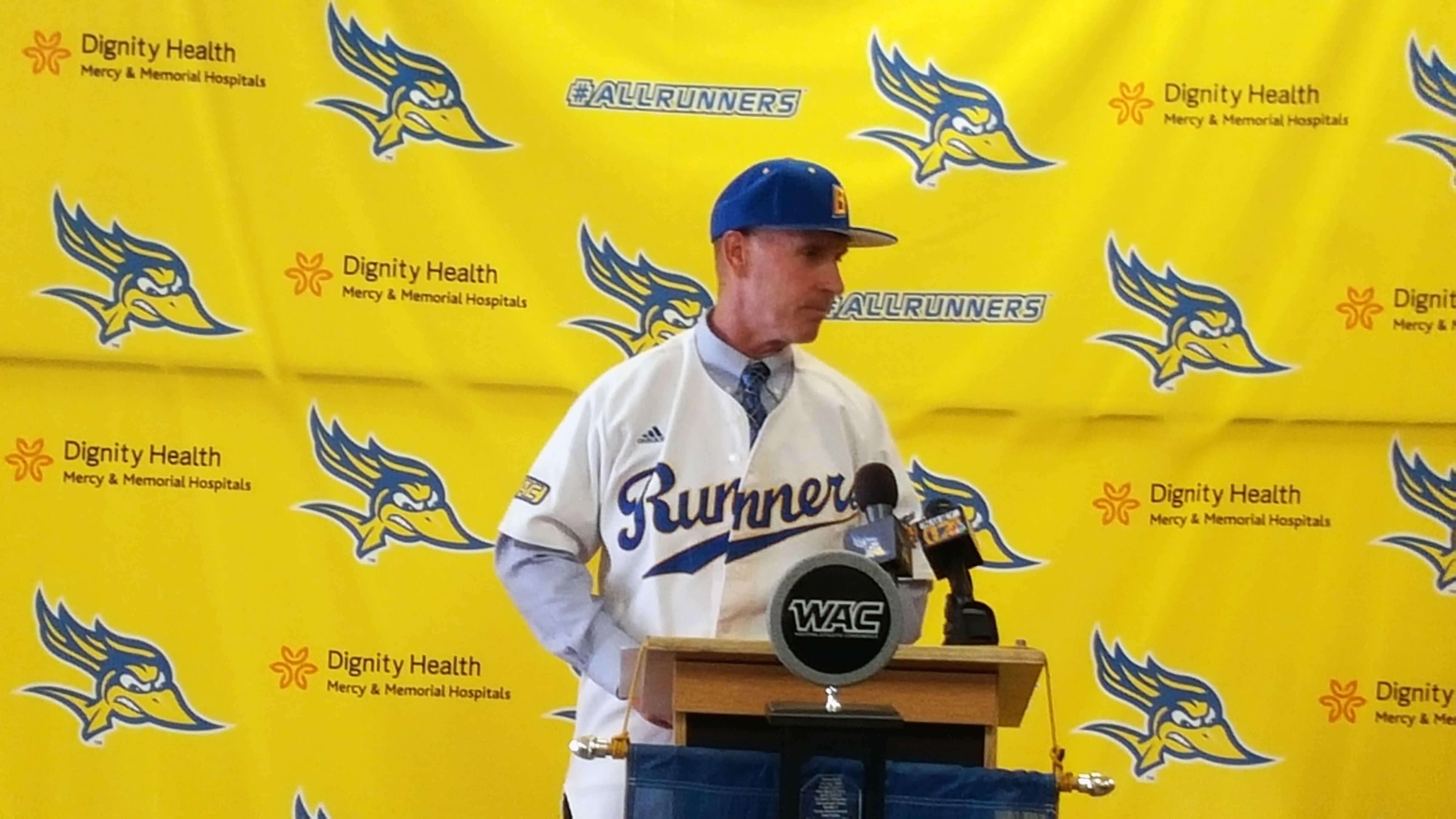 CSUB fires Macaluso after one season as head baseball coach