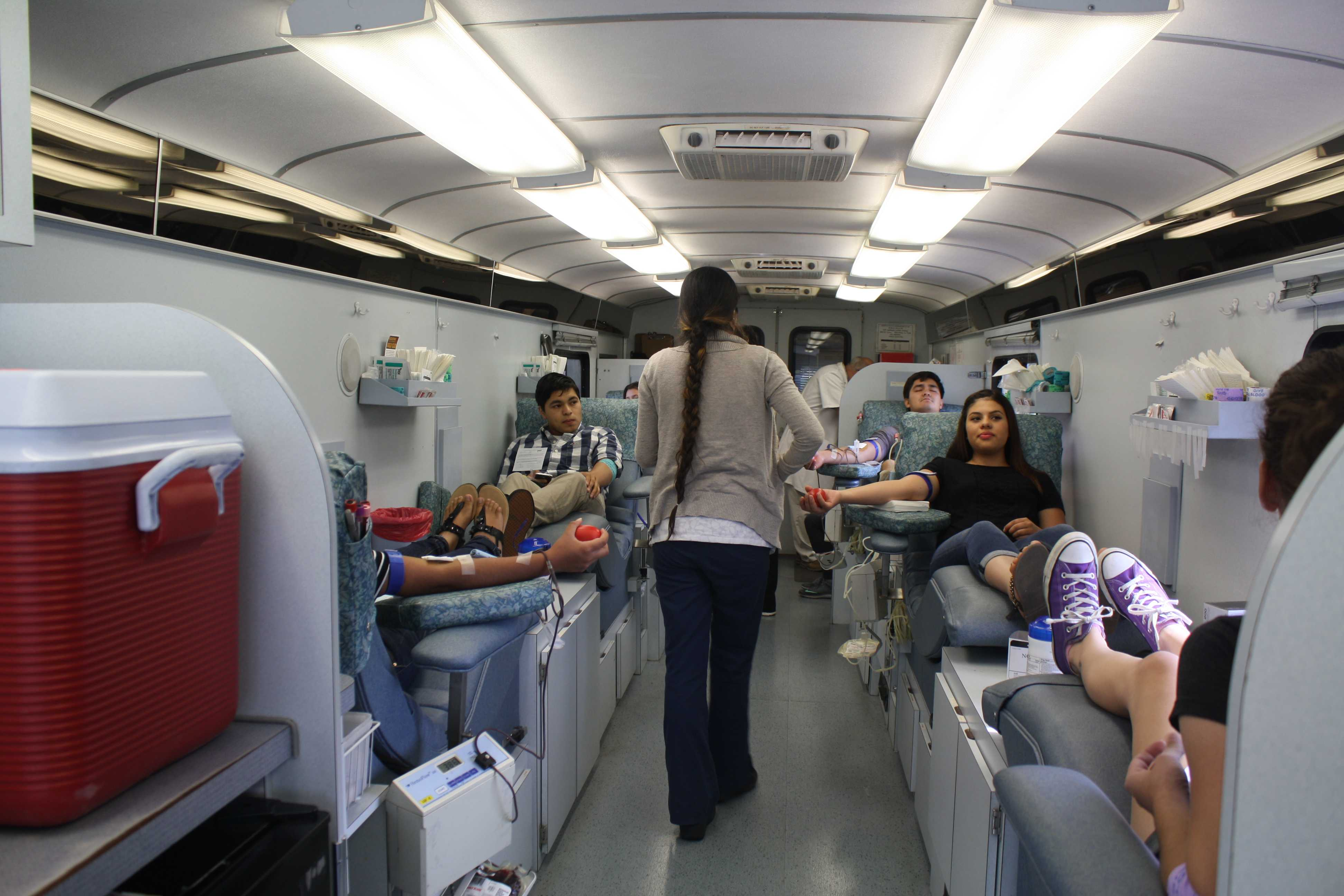 CSUB hosts first blood drive of the year