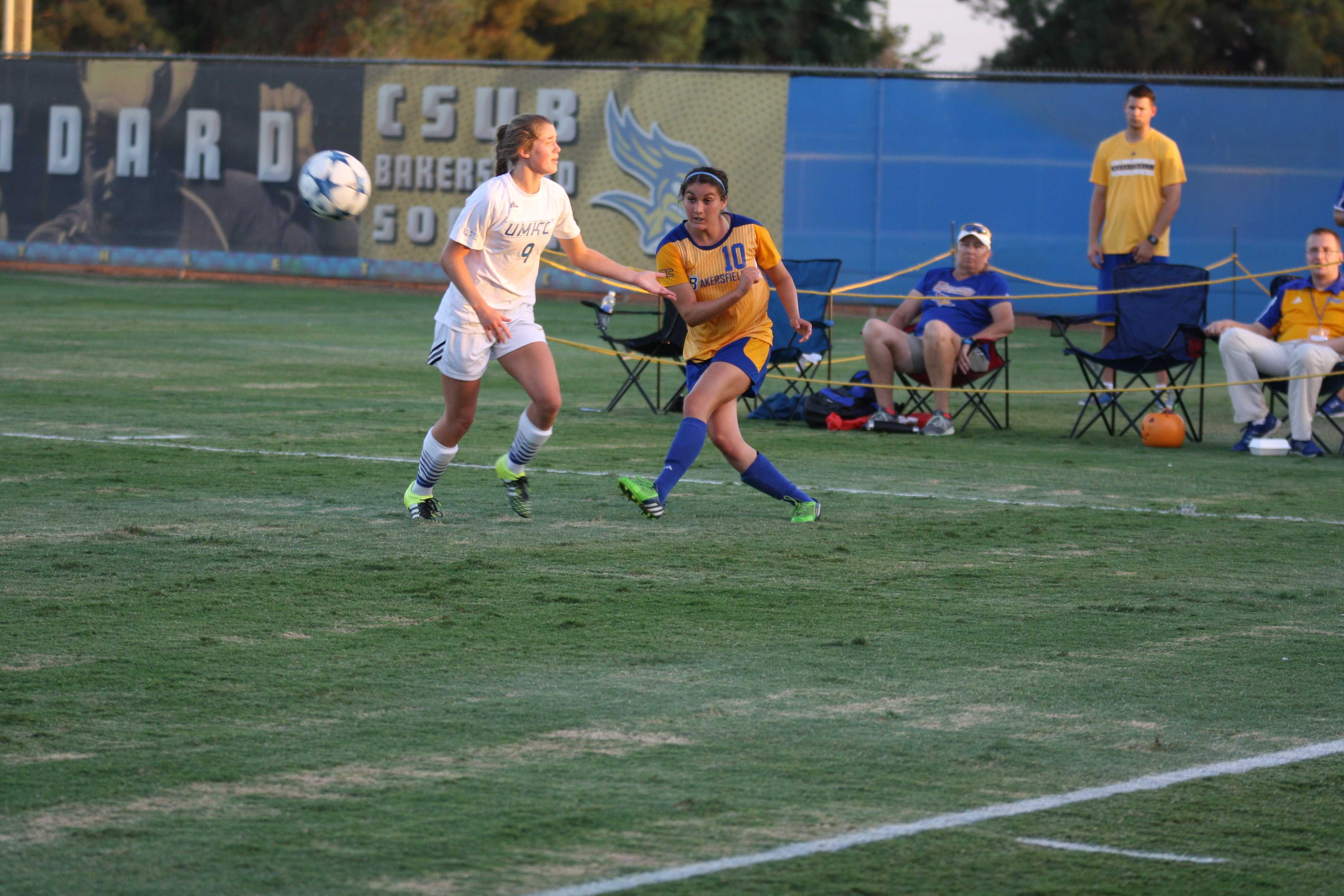 Women's soccer ready to host WAC tourney