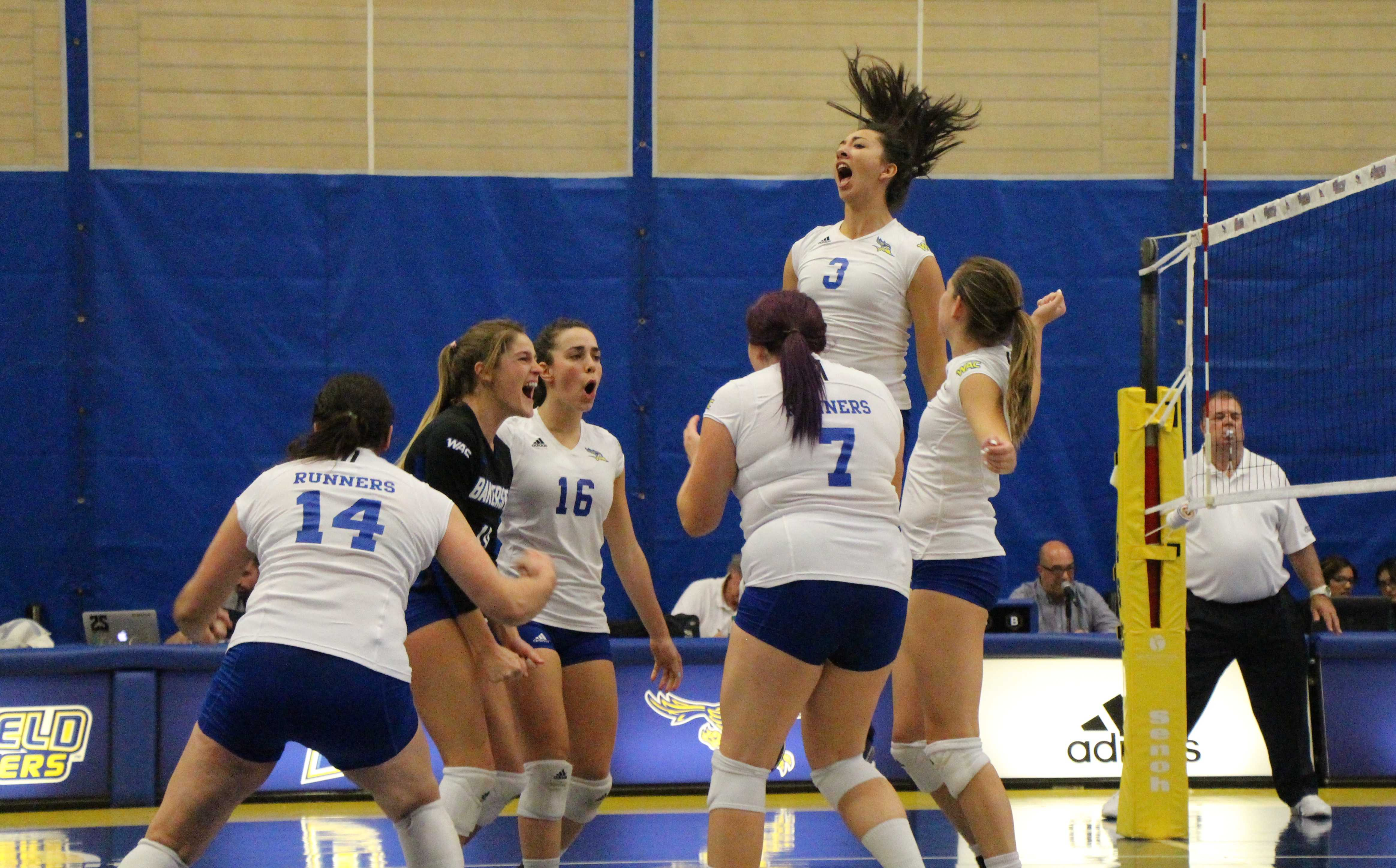 CSUB volleyball wins fourth straight match