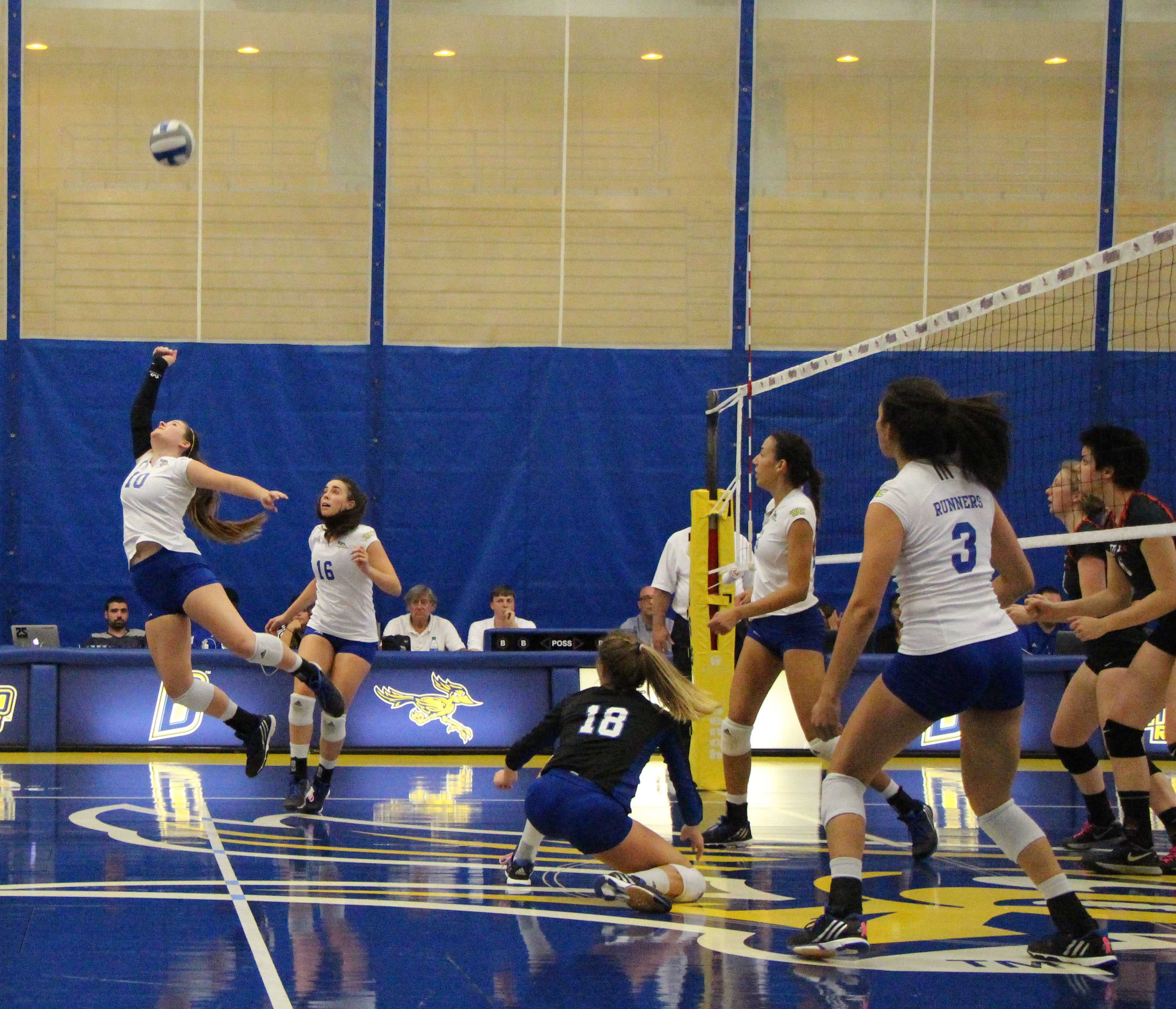 CSUB rallies to beat UVU, moves into 2nd in WAC