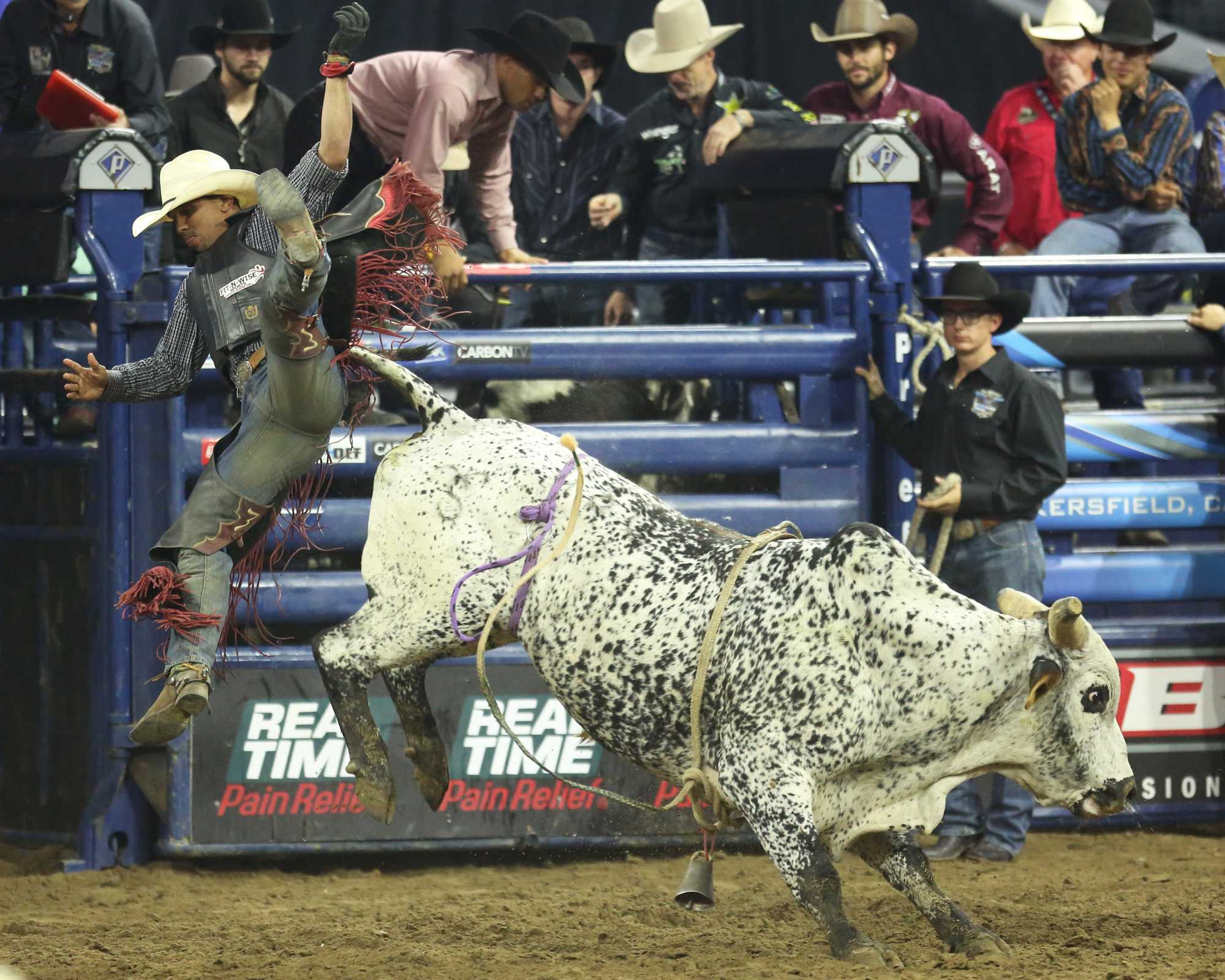 PBR Blue Def Series rides into town