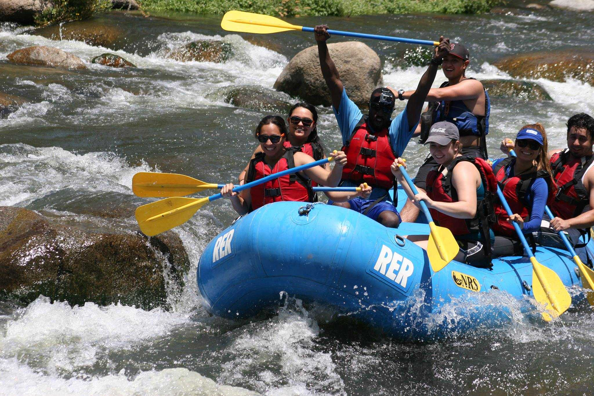 CSUB program provides outdoor fun