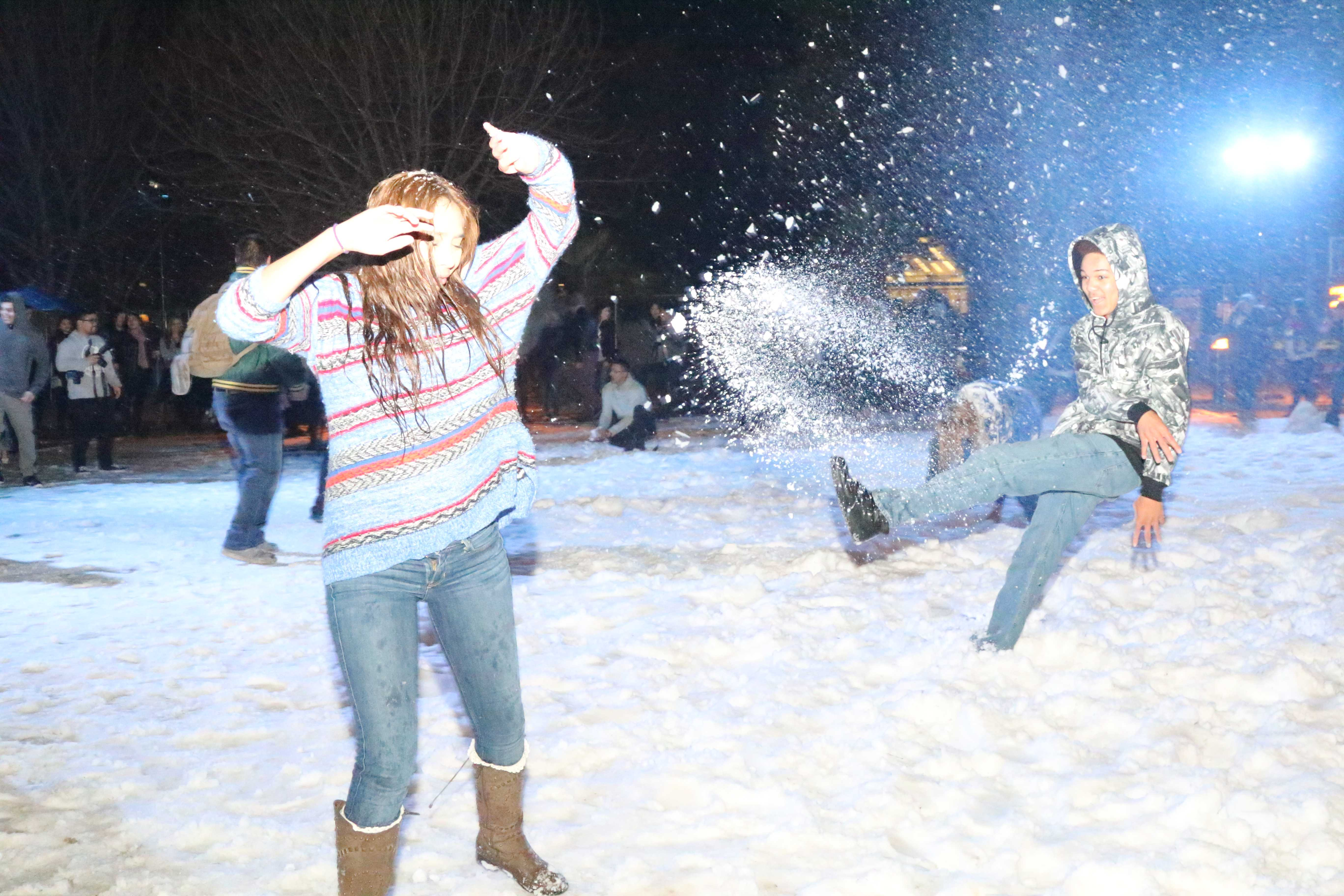 Runner Nights: Winter Wonderland