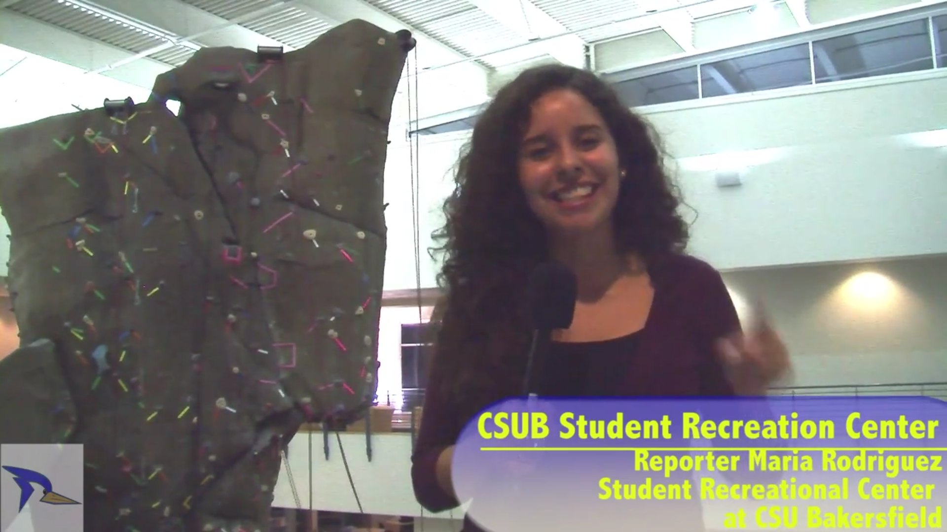 CSUB Student Recreation Center