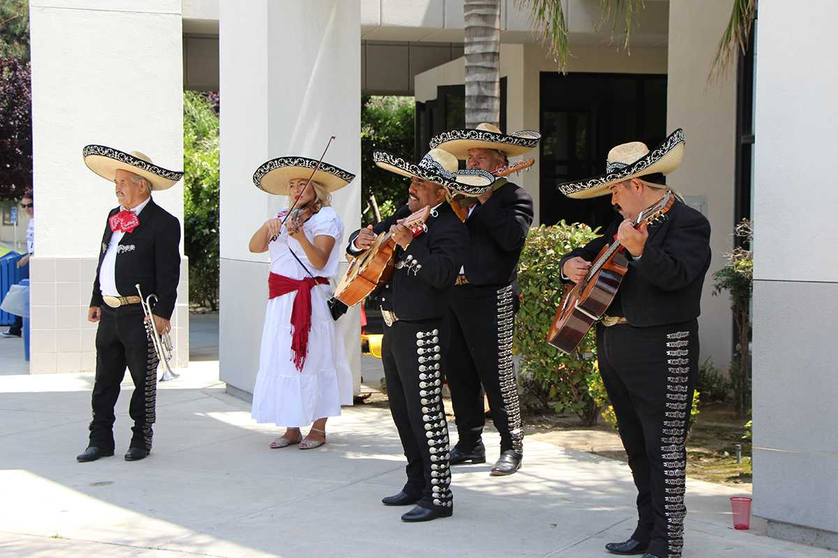 Cinco De Mayo celebrated at CSUB