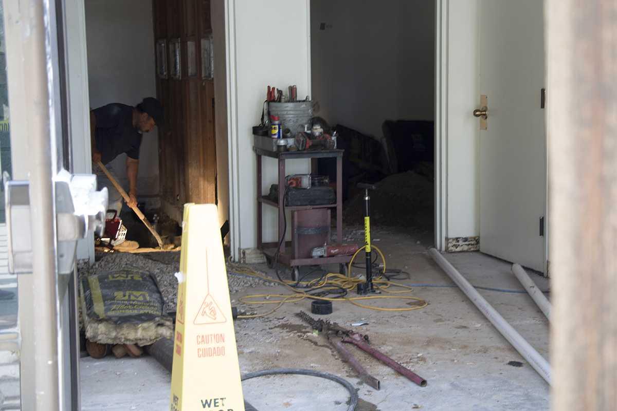 Asbestos creates problems for CSUB
