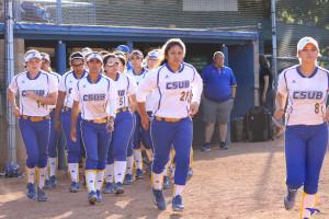 CSUB wins on walkoff hit