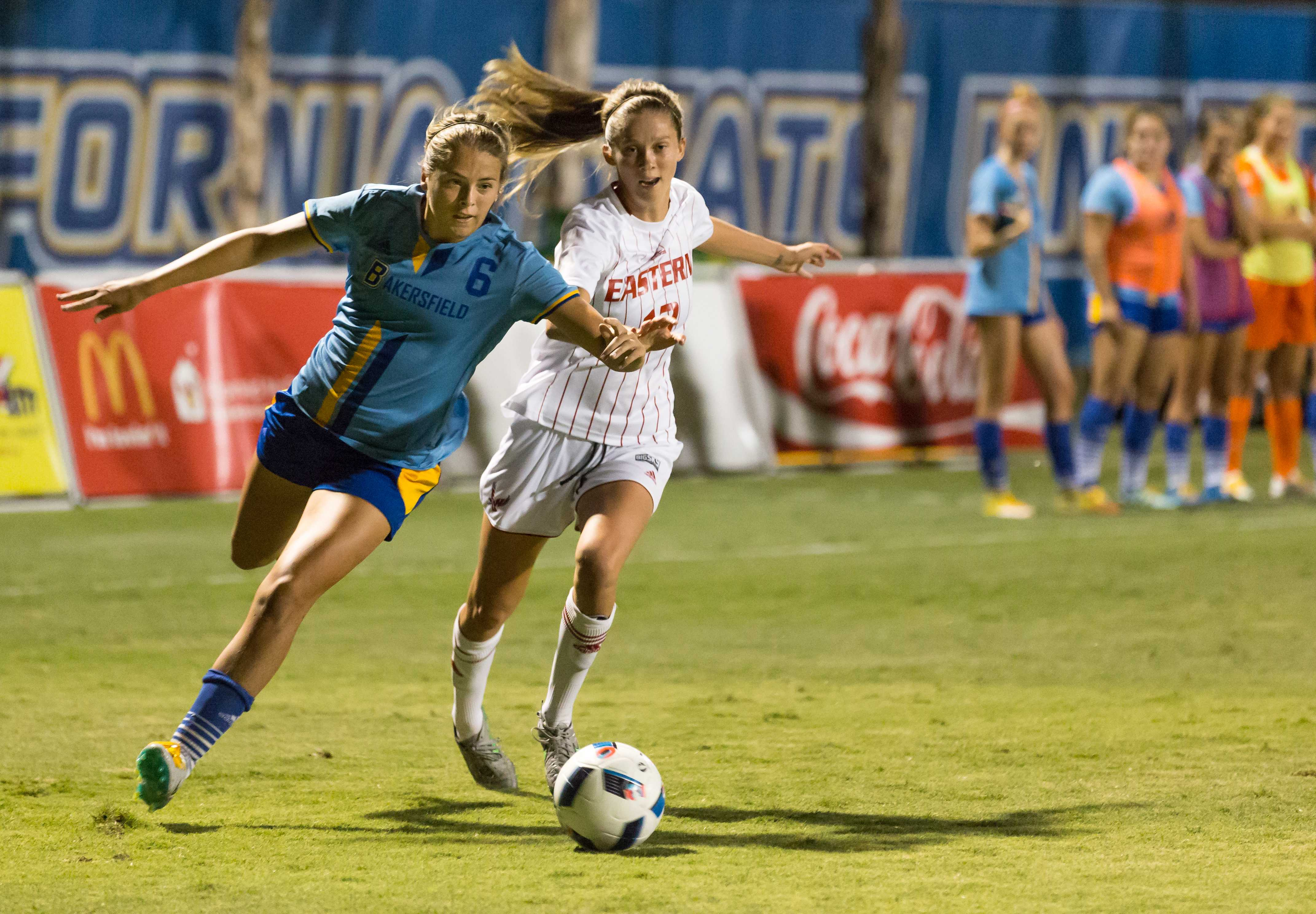 CSUB clinches second seed in WAC tourney