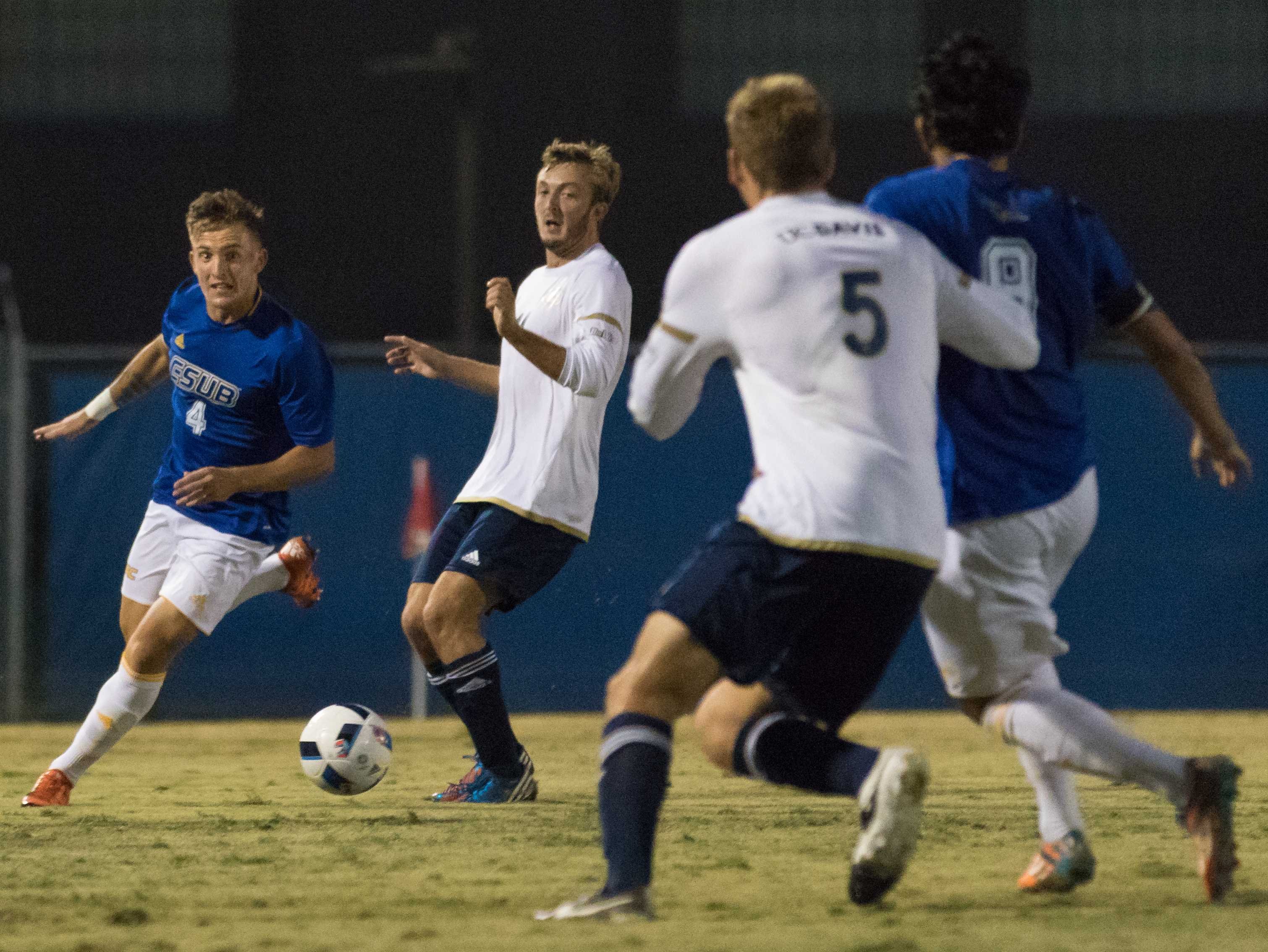 CSUB wins in overtime at home against Grand Canyon