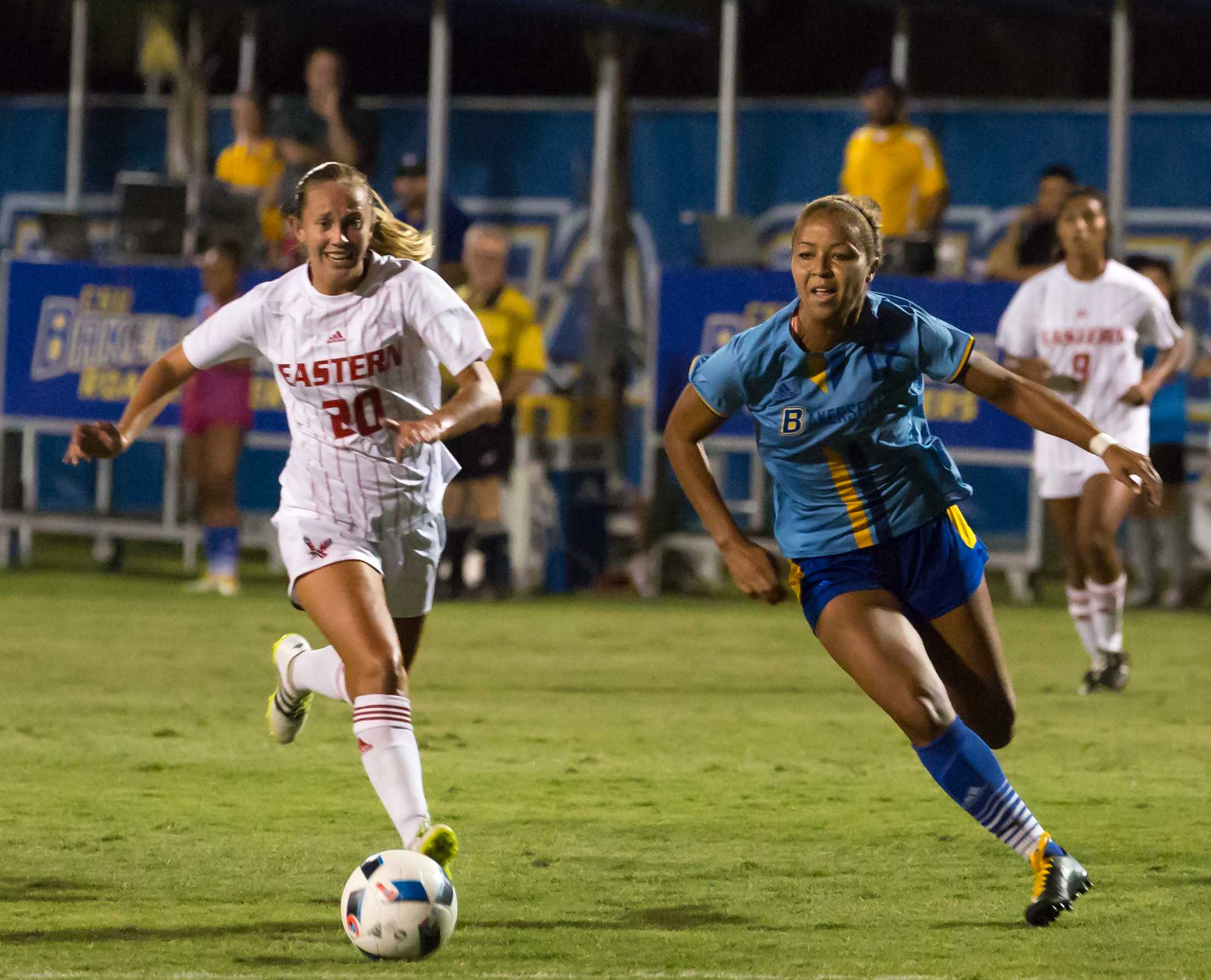 Roadrunners win in double overtime
