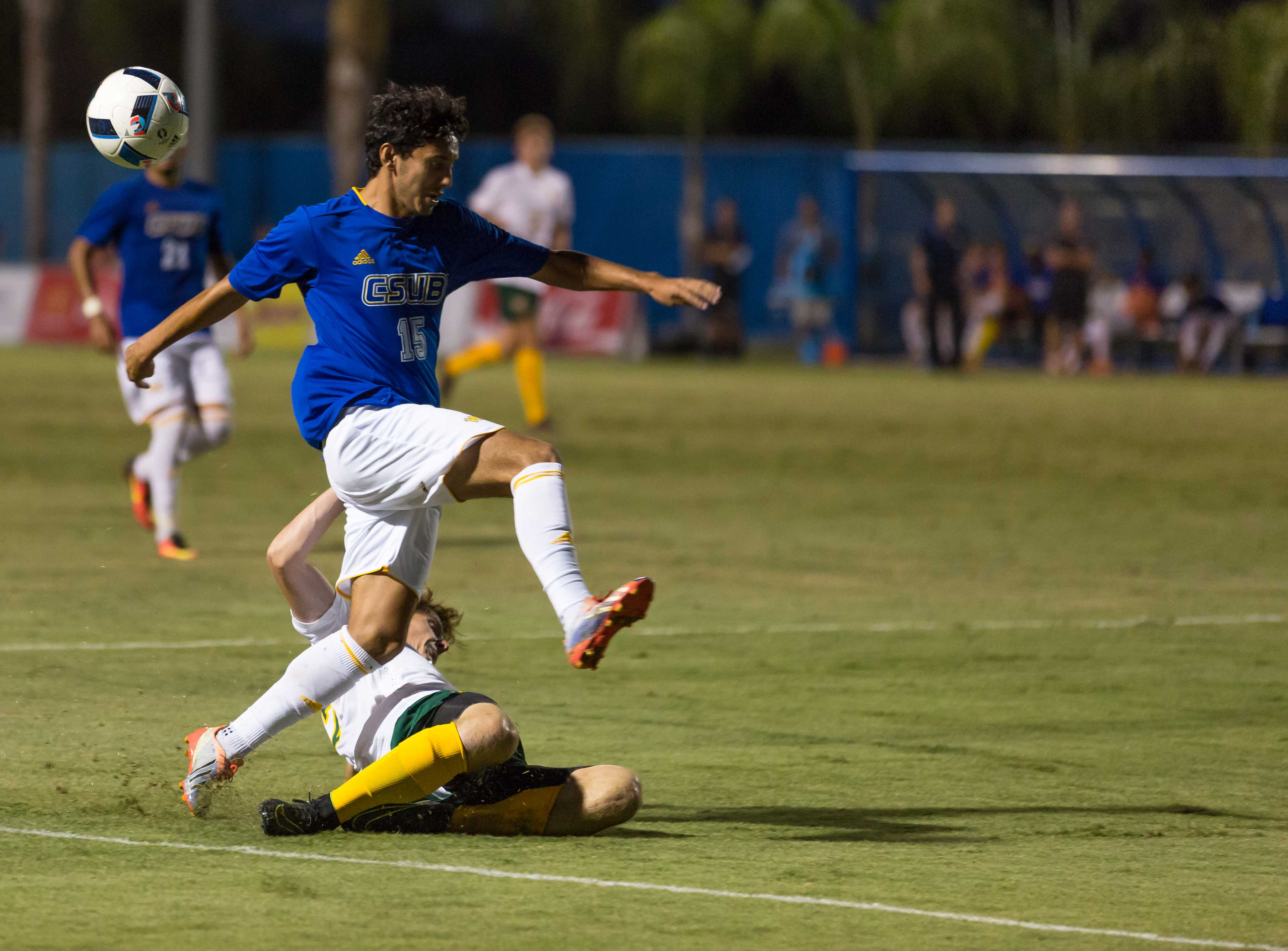 Result slips past CSUB late in game