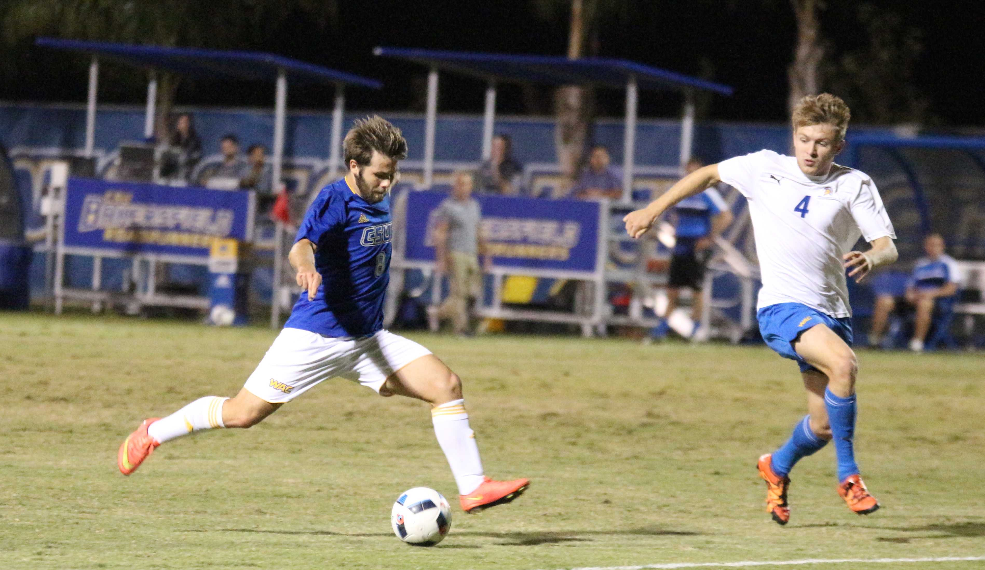 CSUB earns first conference win