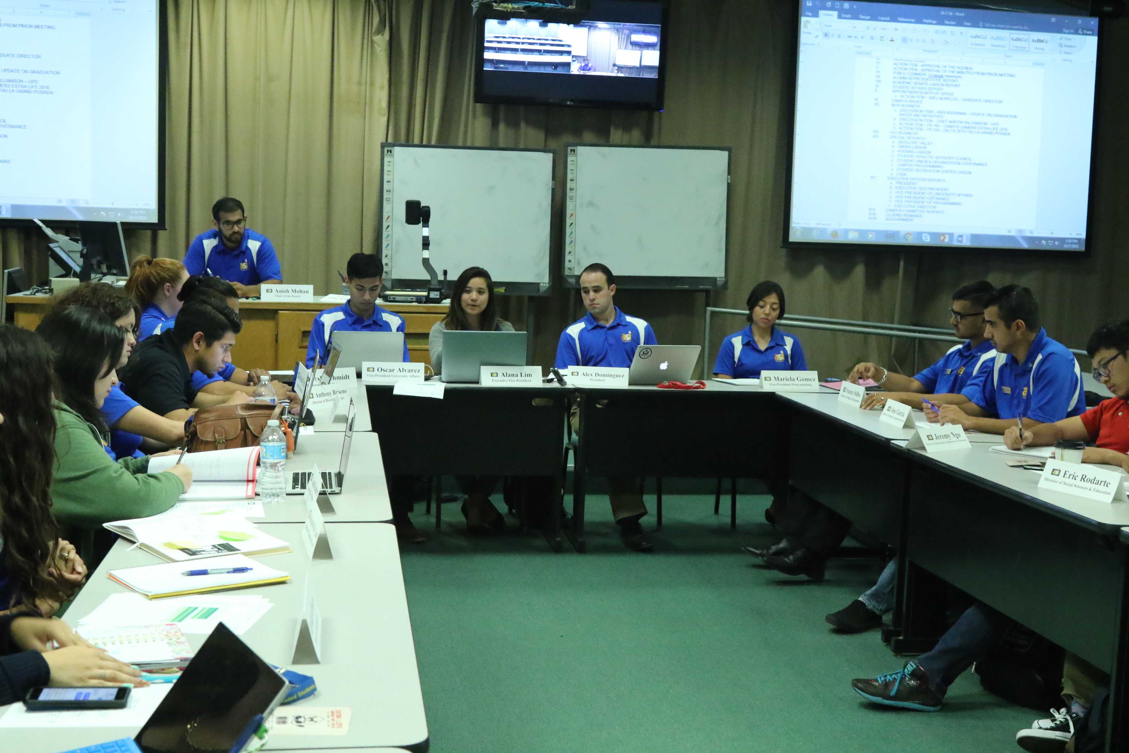 ASI approves funds for Campus Gamers and DZT