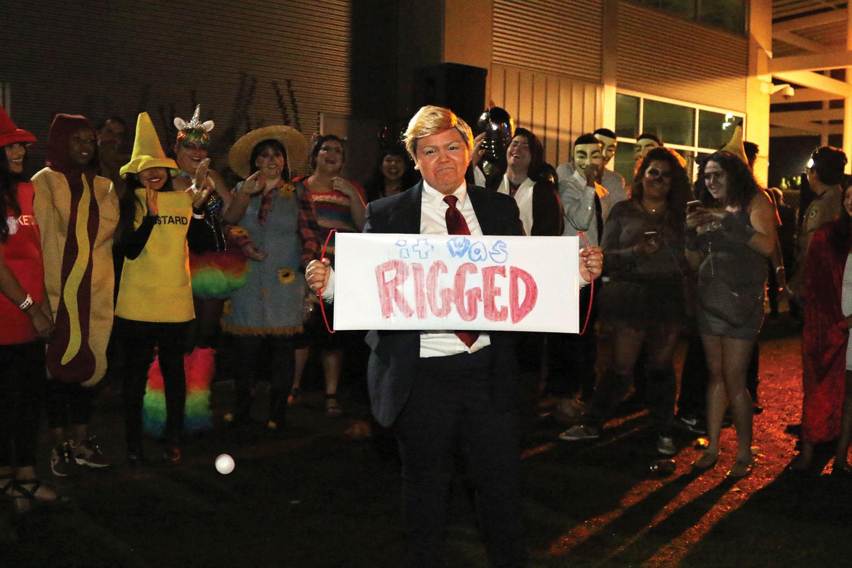 Haunted Vegas at Runner Nights
