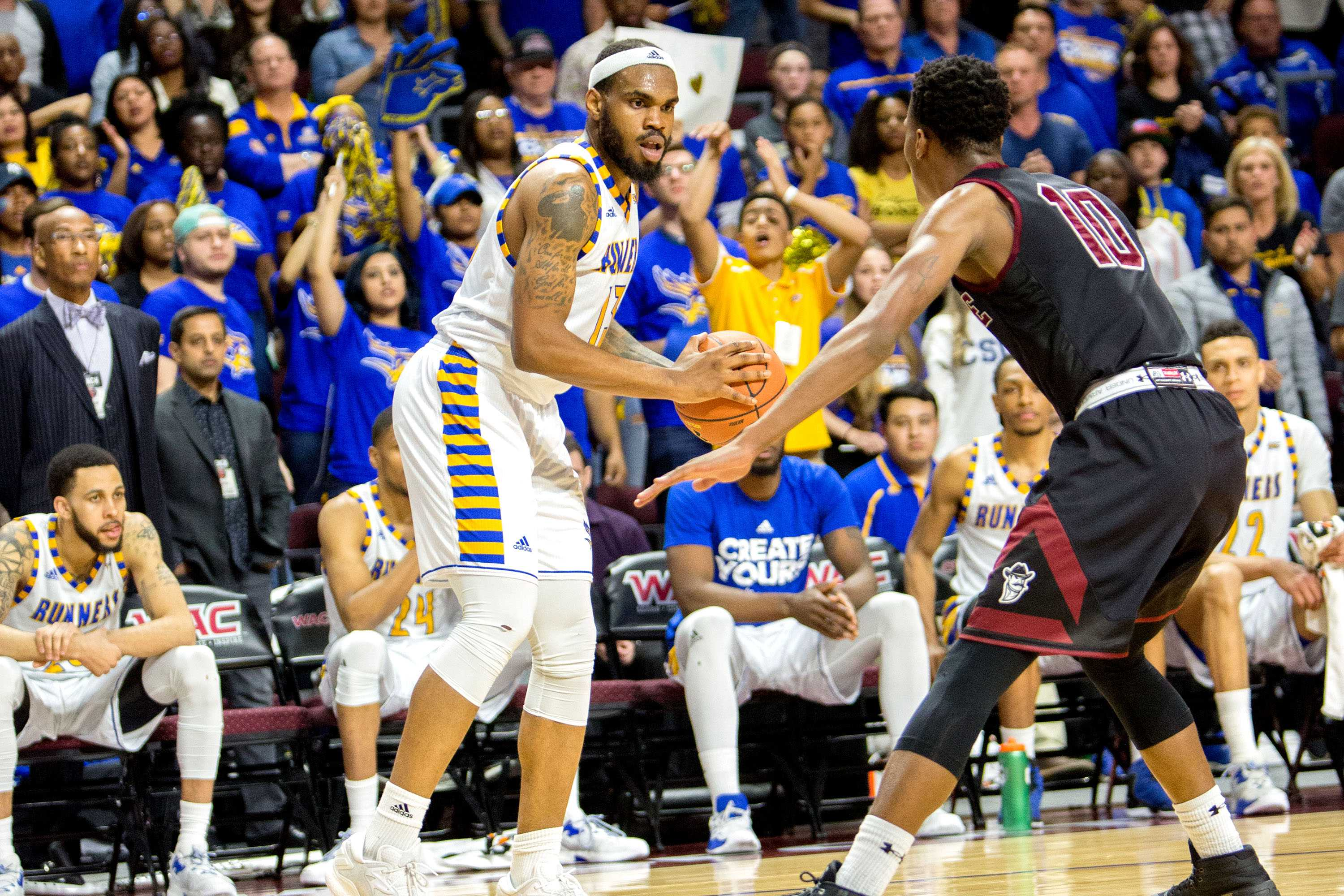 Briggs fuels Cinderella run in NIT