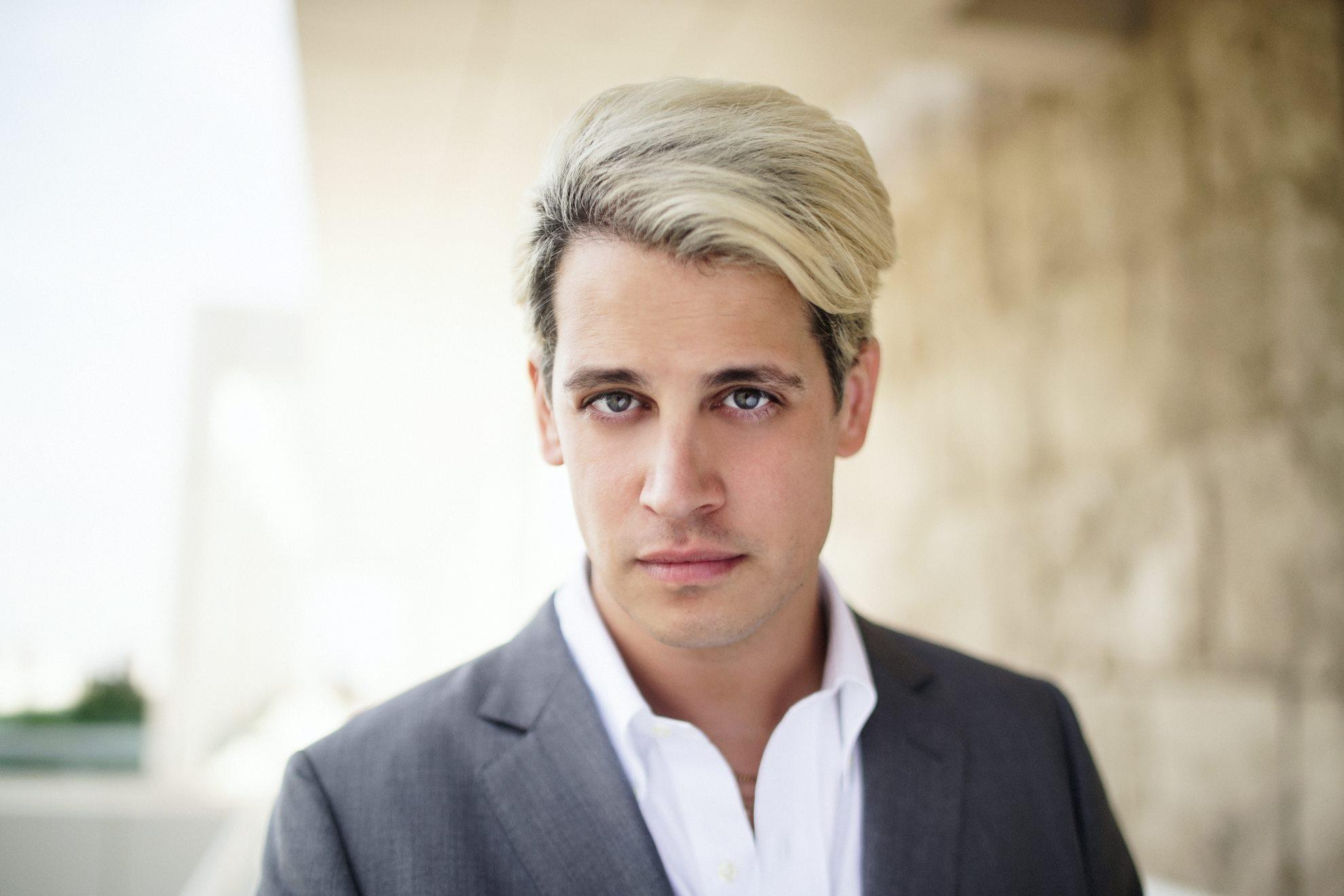 Let Yiannopoulos speak