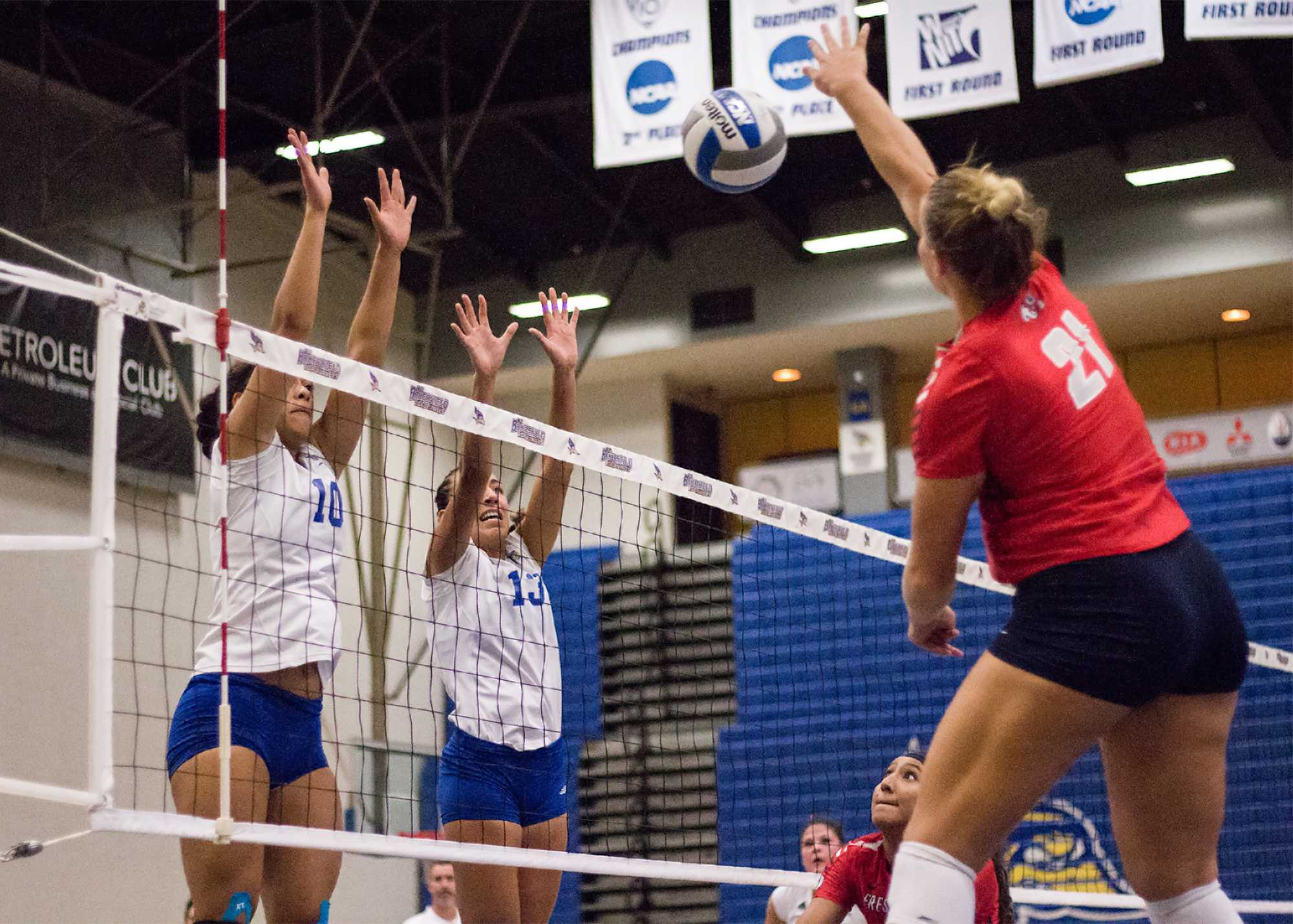 CSUB sweeps first road trip of conference play