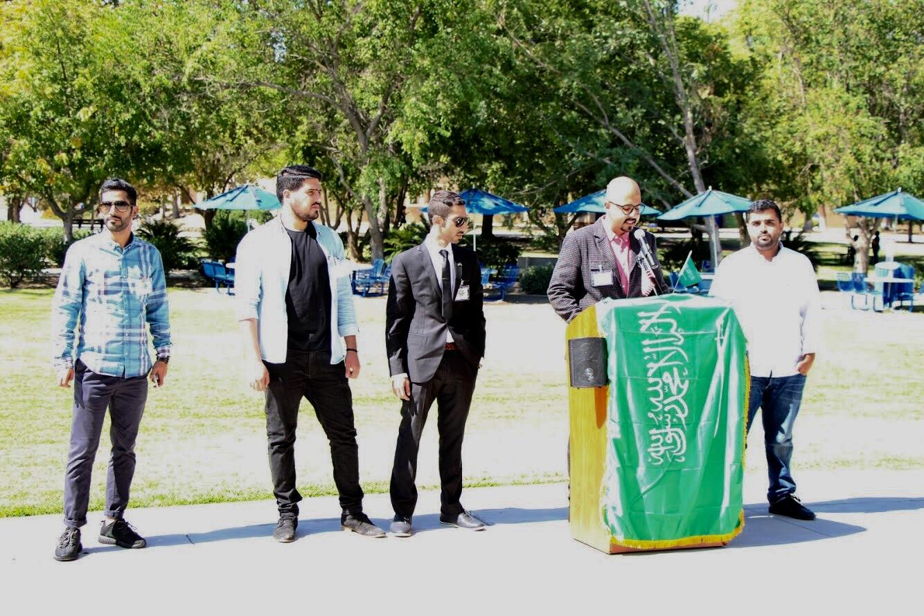 Saudi Student Association shared their culture with CSUB