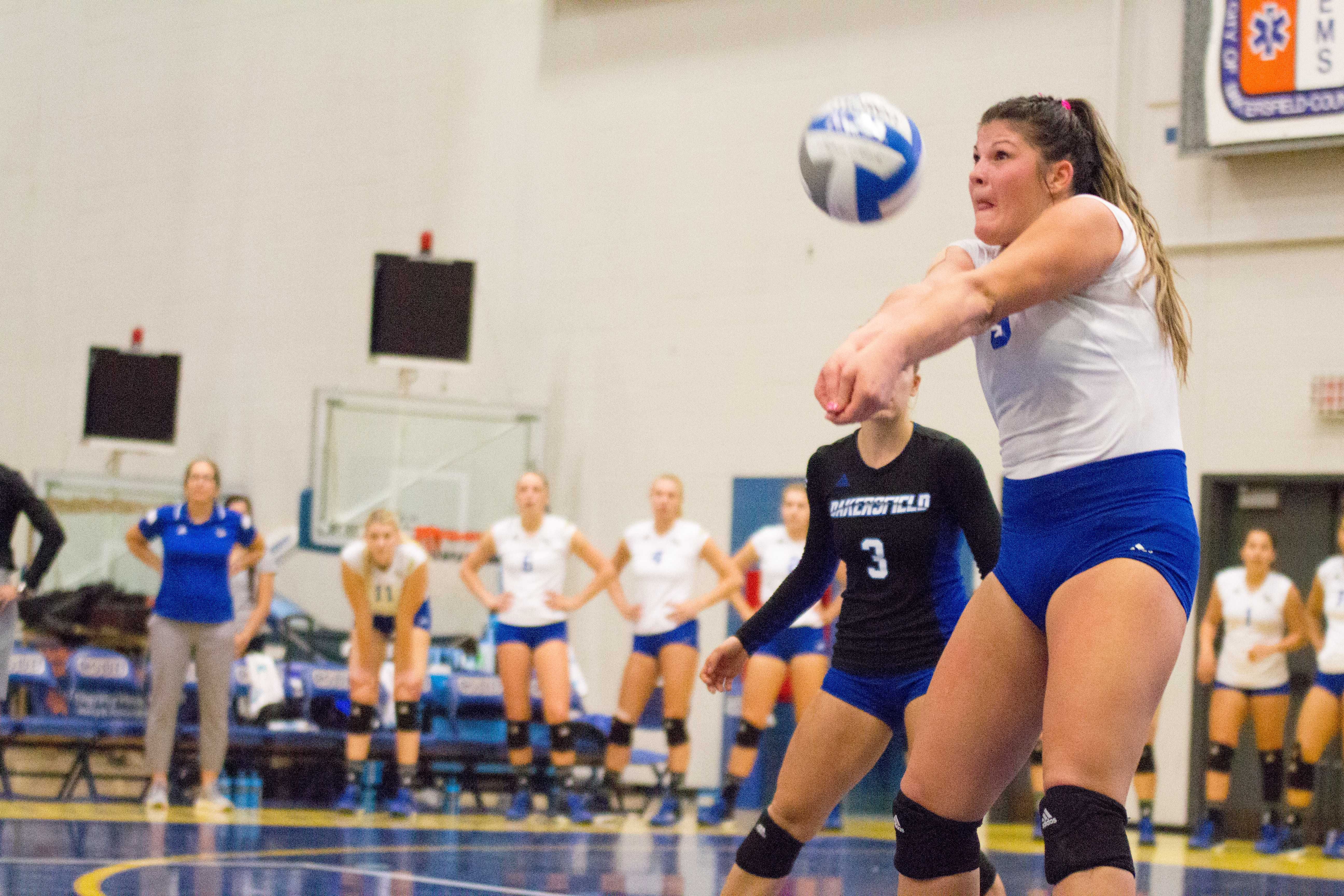 CSUB sweeps Chicago State, moves into first in WAC