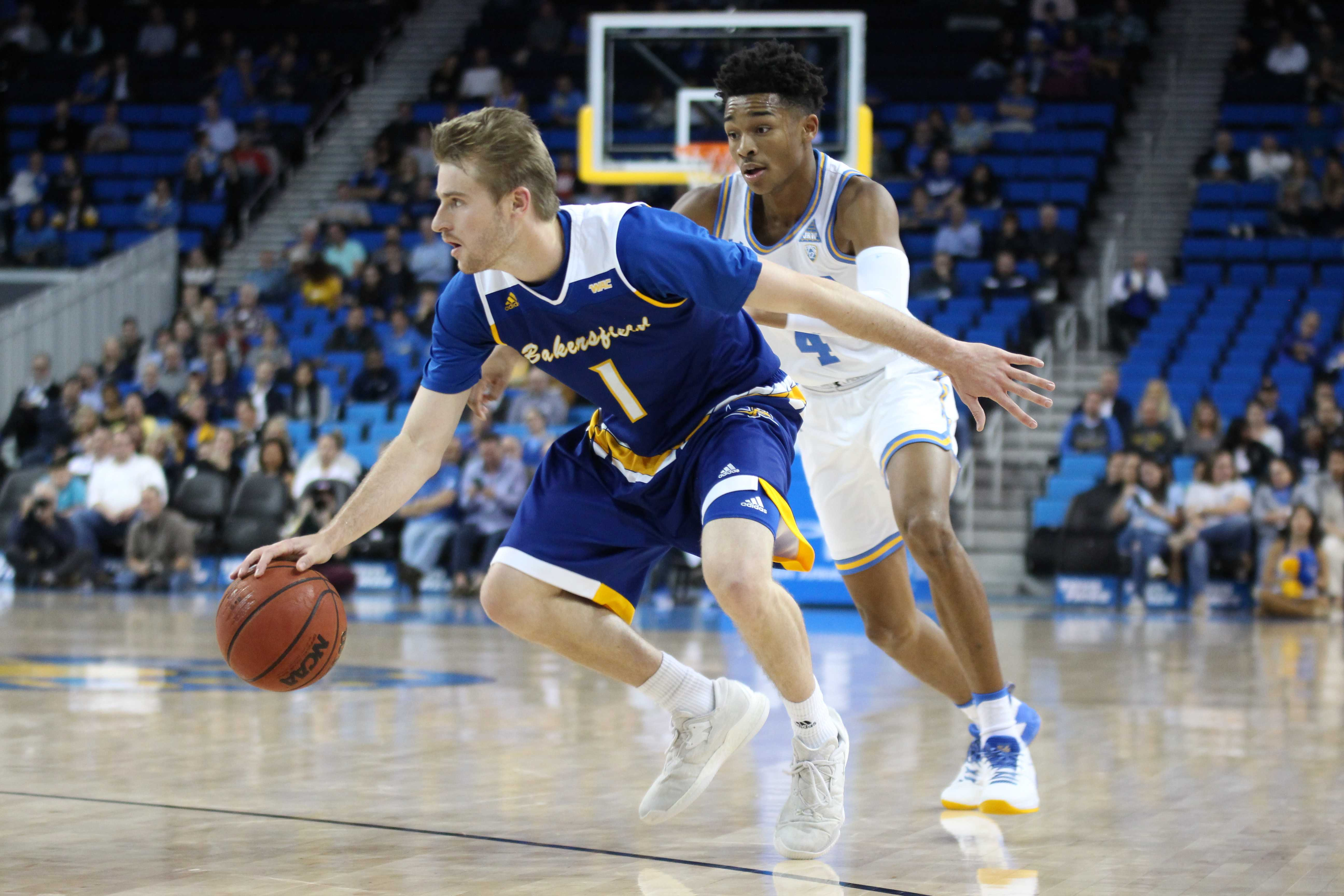 Roadrunners fall short in upset bid at UCLA