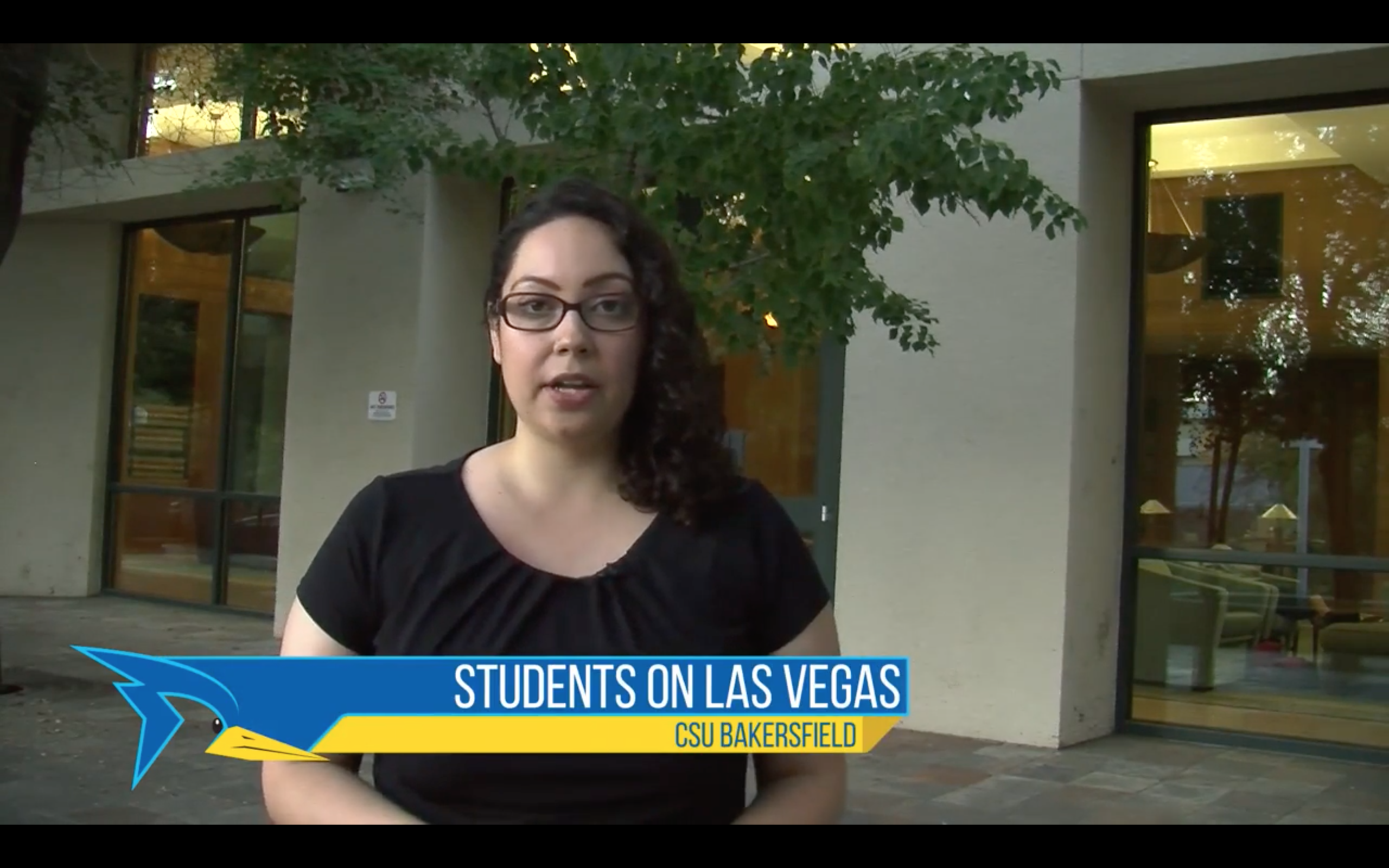 CSUB Students on Vegas