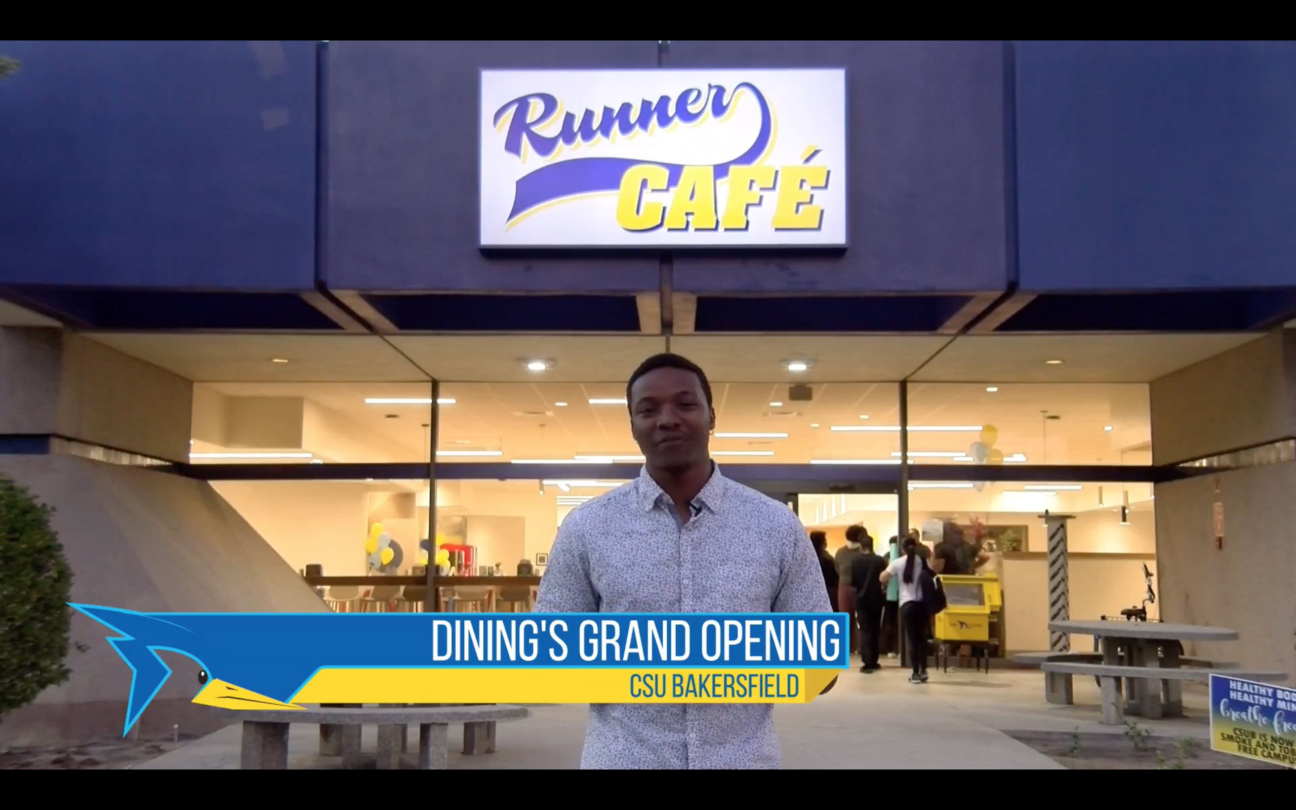 Dining Grand Opening