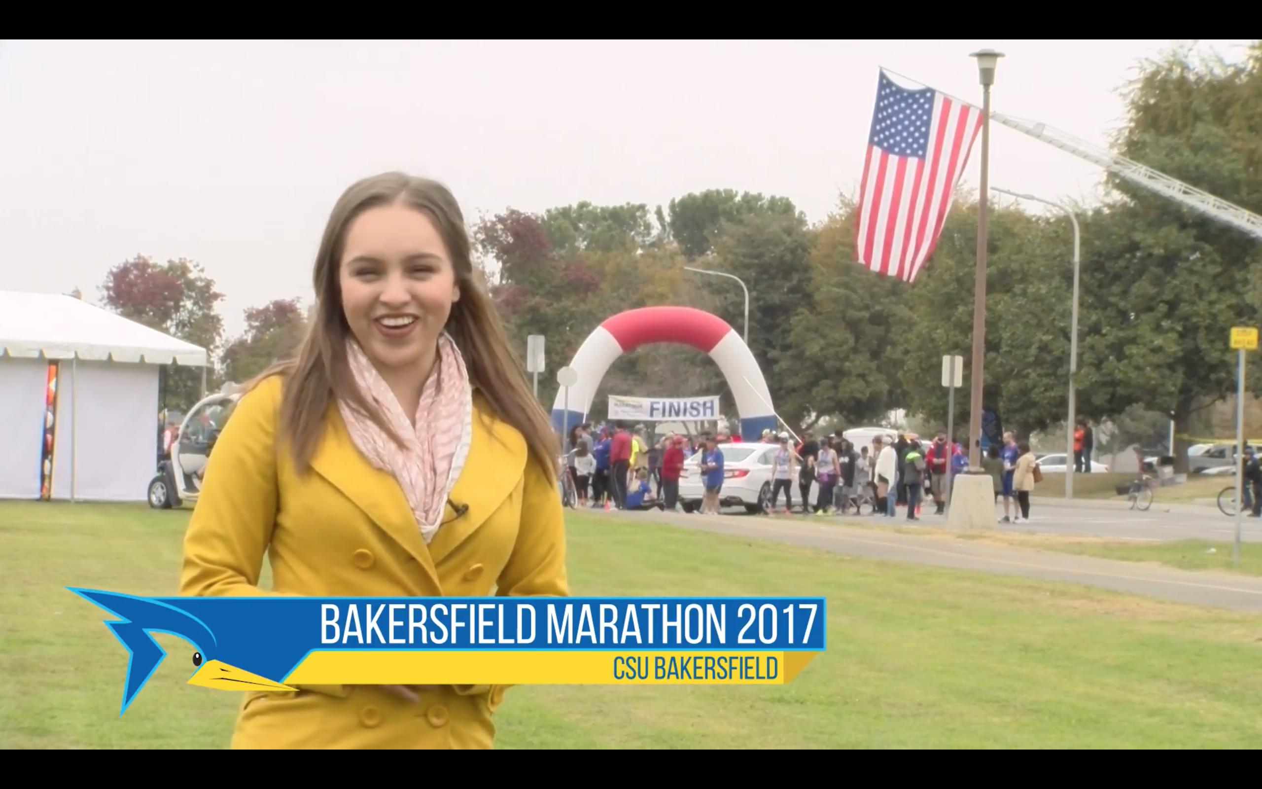 El Maraton de Bakersfield 2017