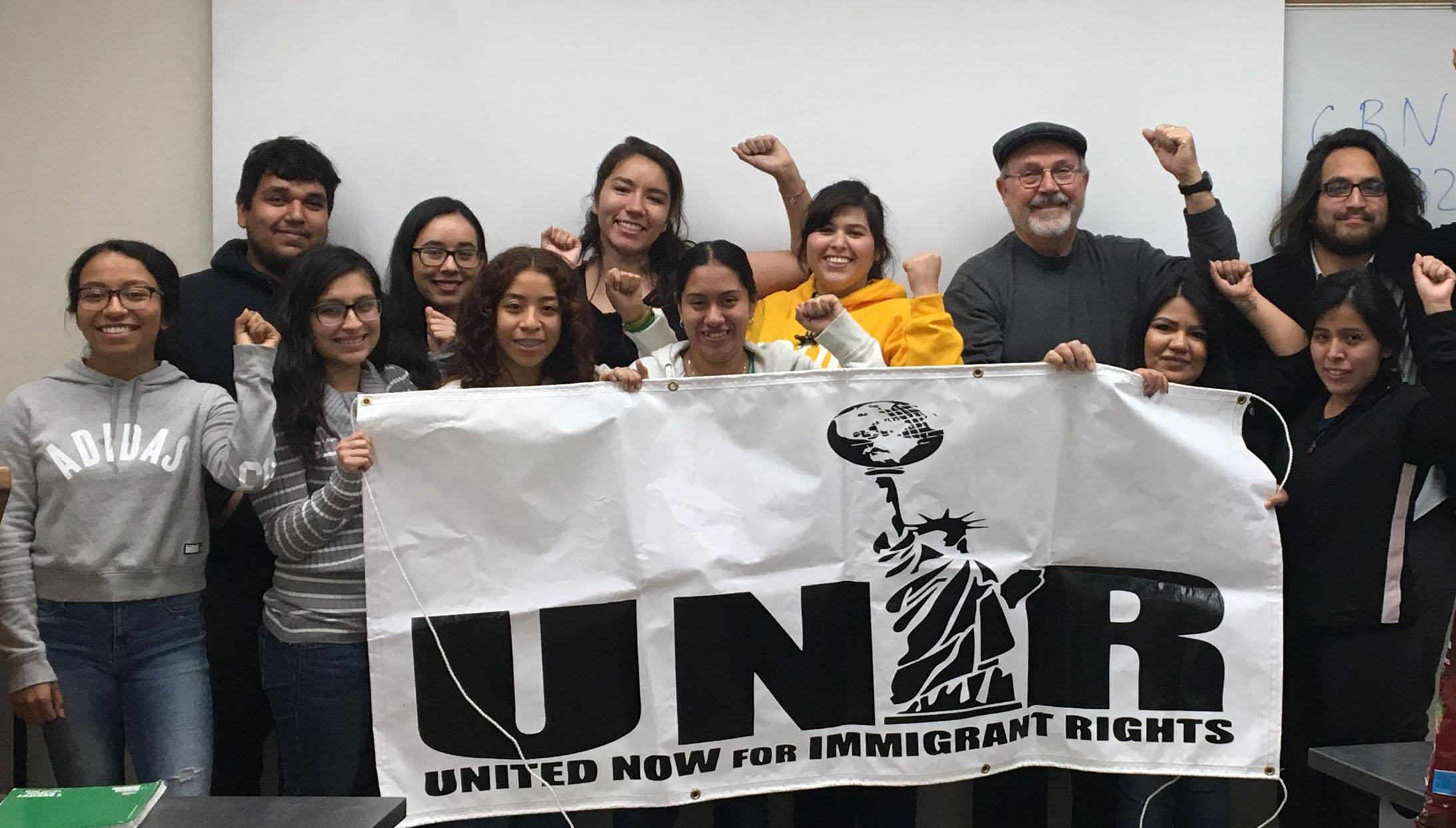 United for immigrant rights