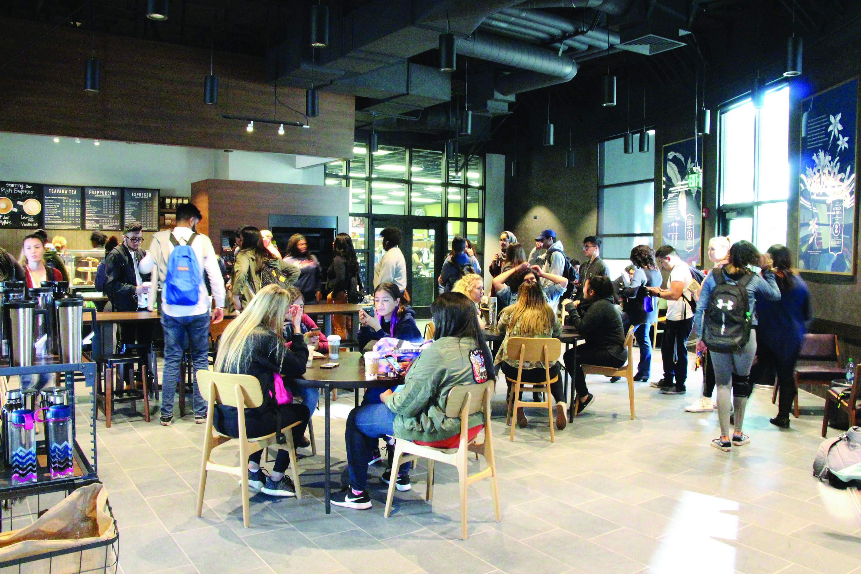 Brief: Starbucks upcoming temporary hours