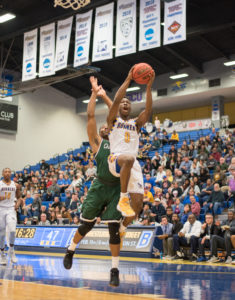 Suber's big night powers CSUB to win