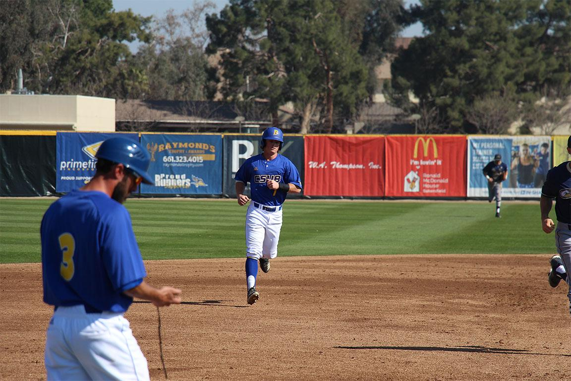 CSUB prevails 3-2 in win over St. Mary's