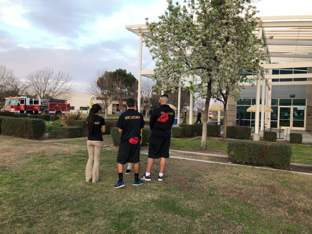 Fire alarm set off at SRC – The Runner