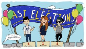 Our view: ASI makes better effort informing students on elections