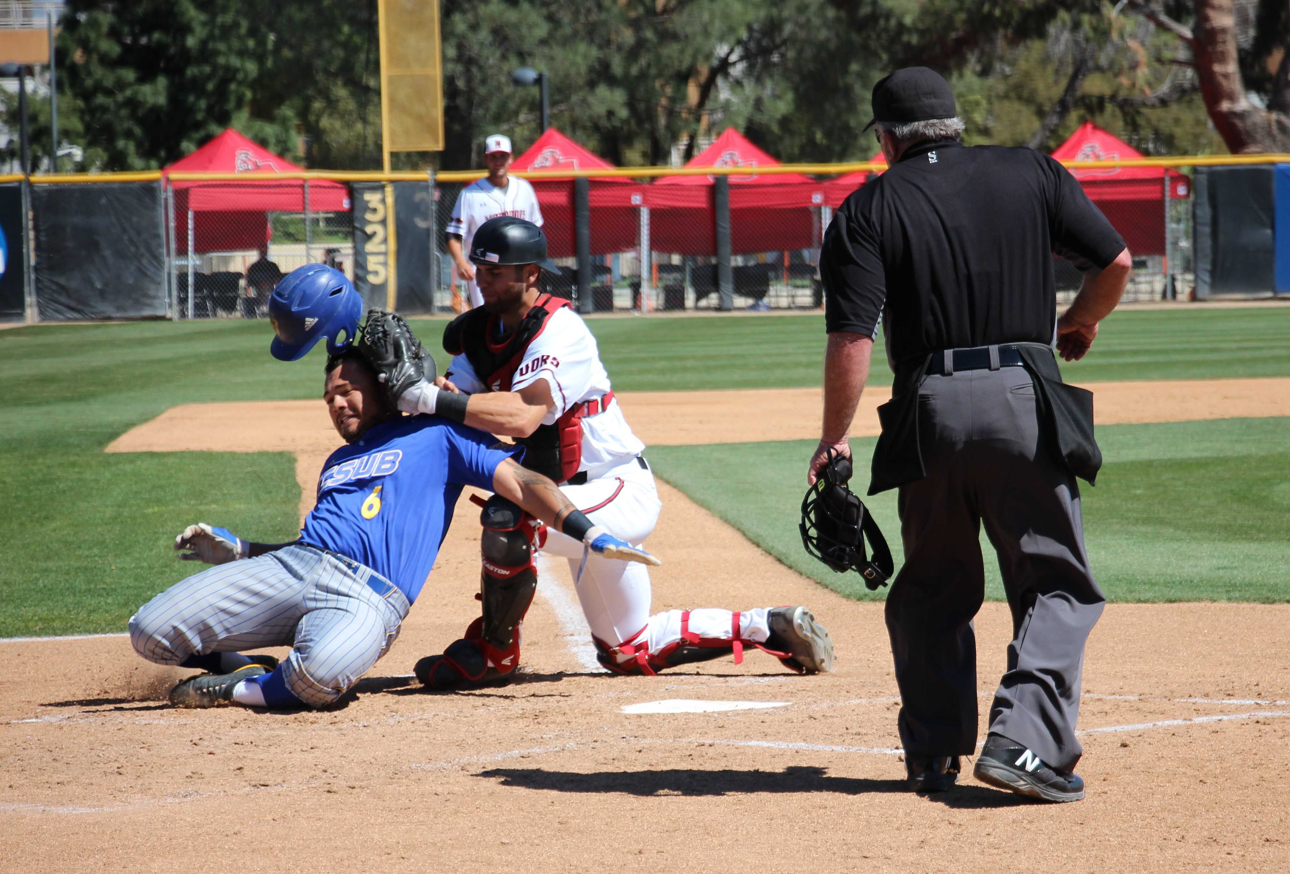 CSUB outslugged in loss at CSUN