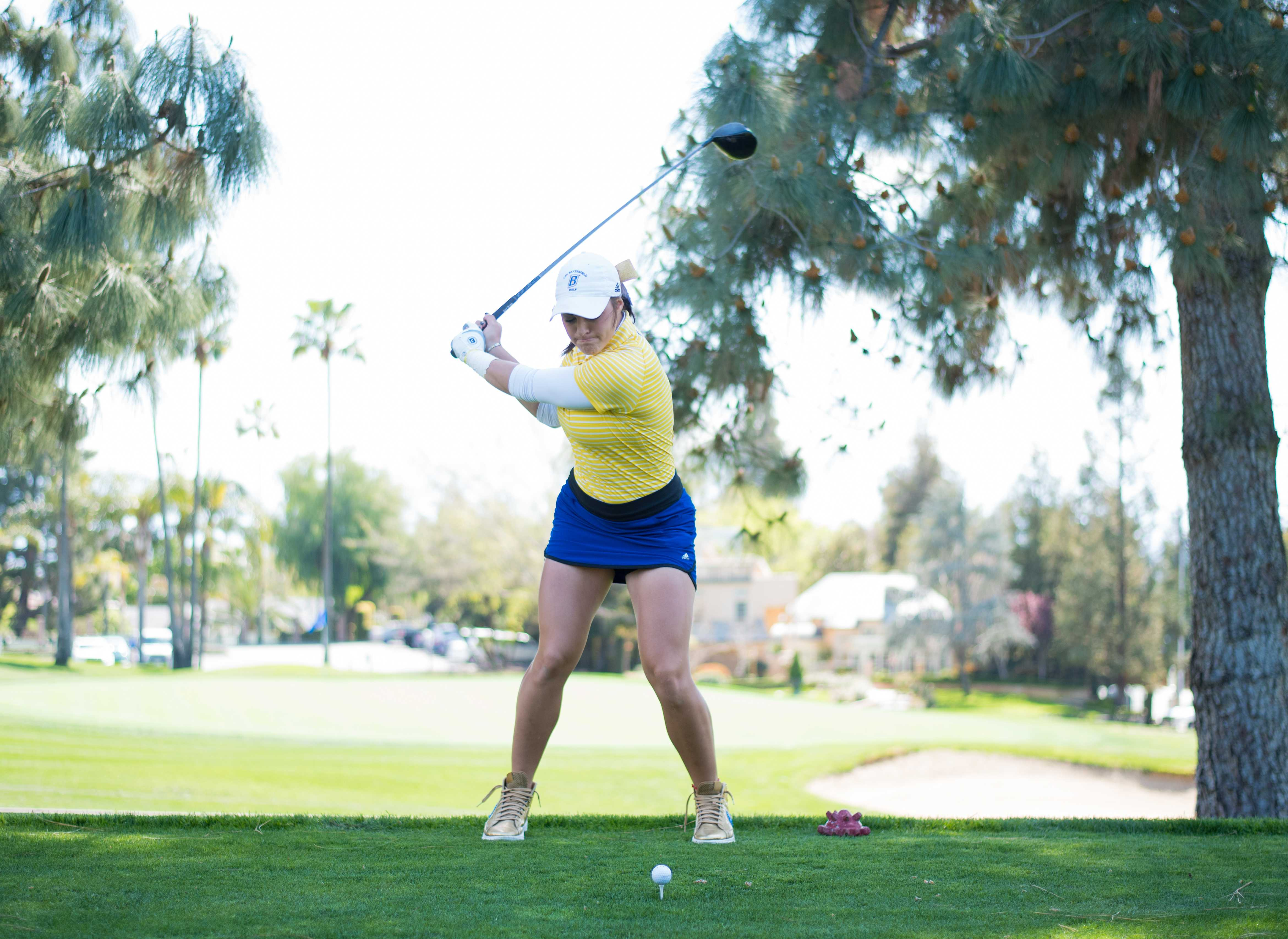CSUB golfers head to WAC Tournament