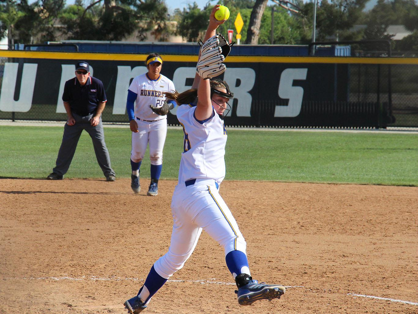 CSUB softball loses double header