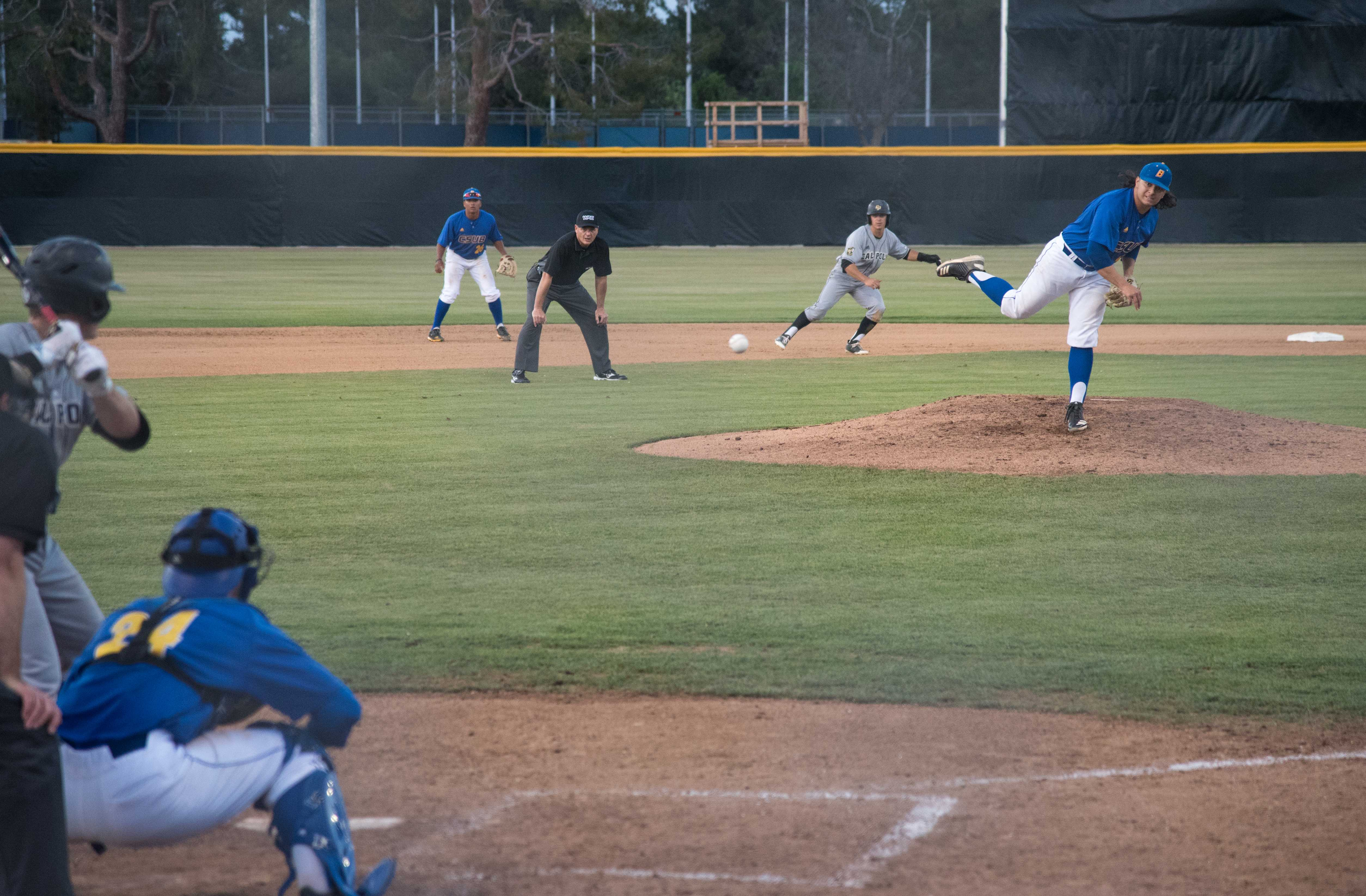CSUB relinquishes lead, fall 11-8 to Cal Poly