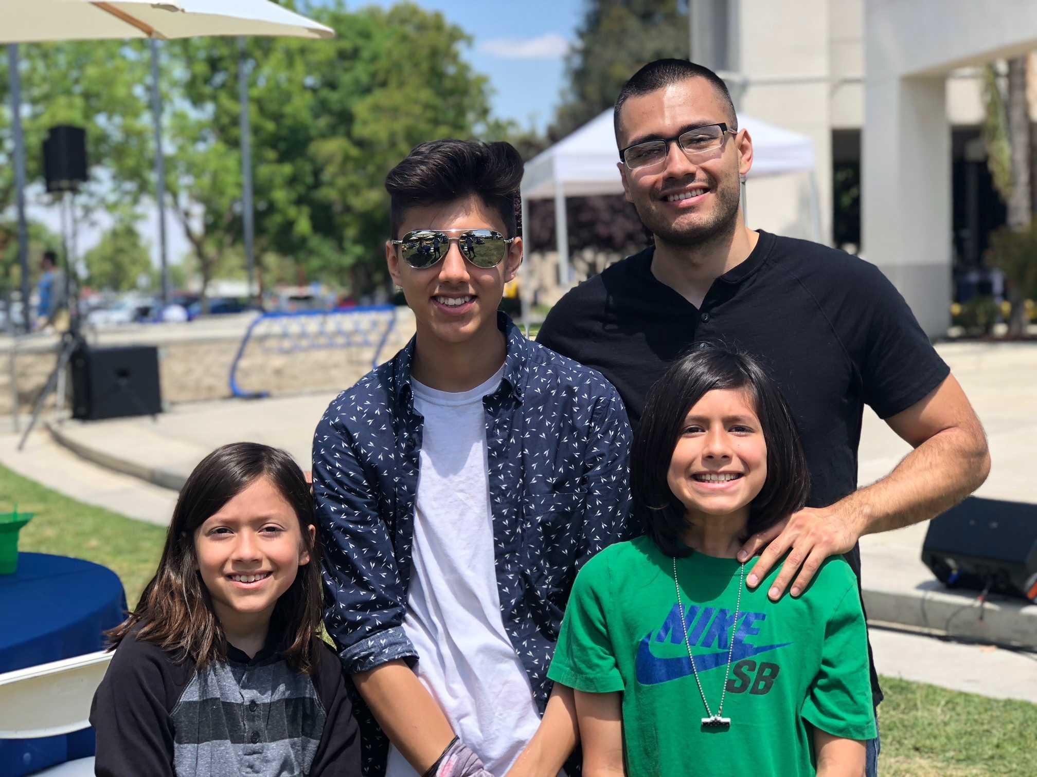 Creation rocks Bakersfield's Got Talent