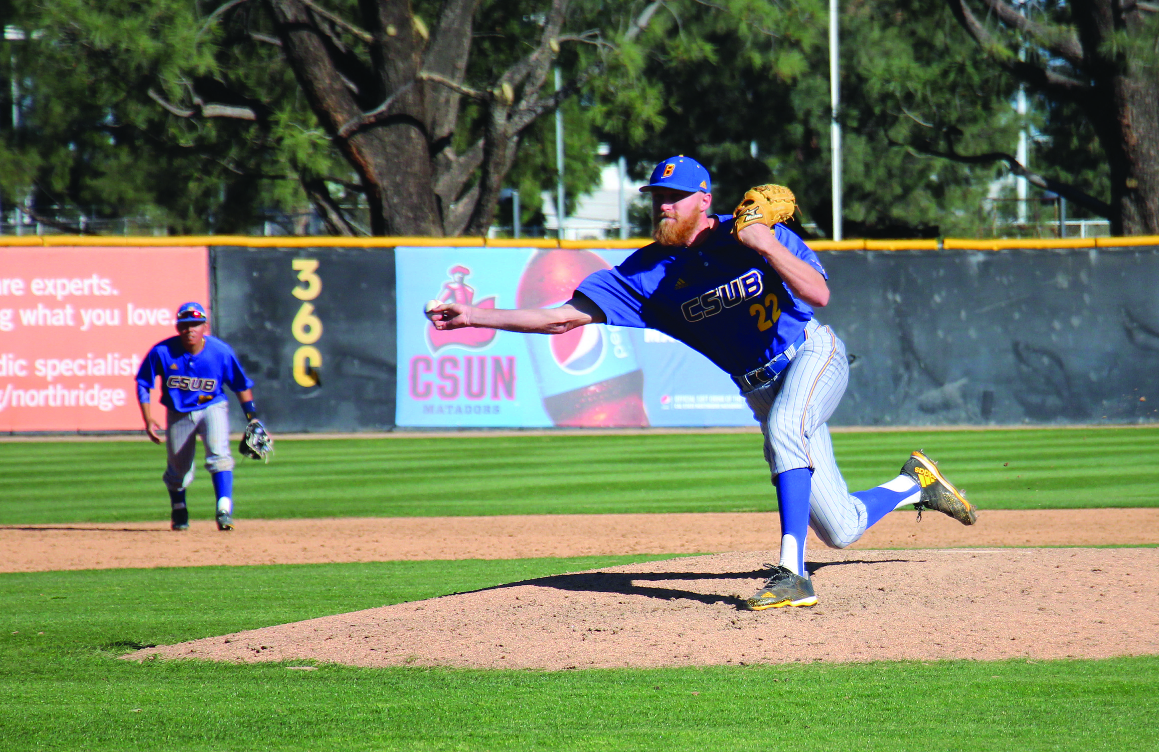 Roadrunner pitcher almost called it quits before time at CSUB