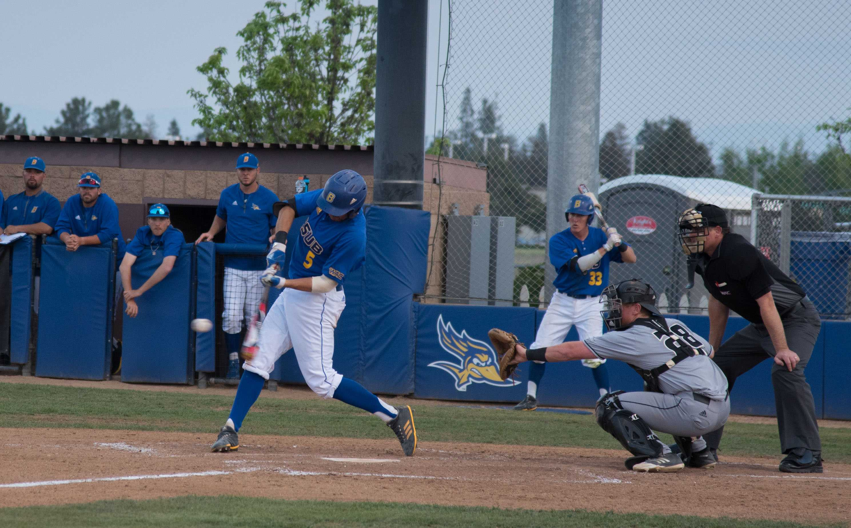 CSUB comes back, falls in extras to Grand Canyon