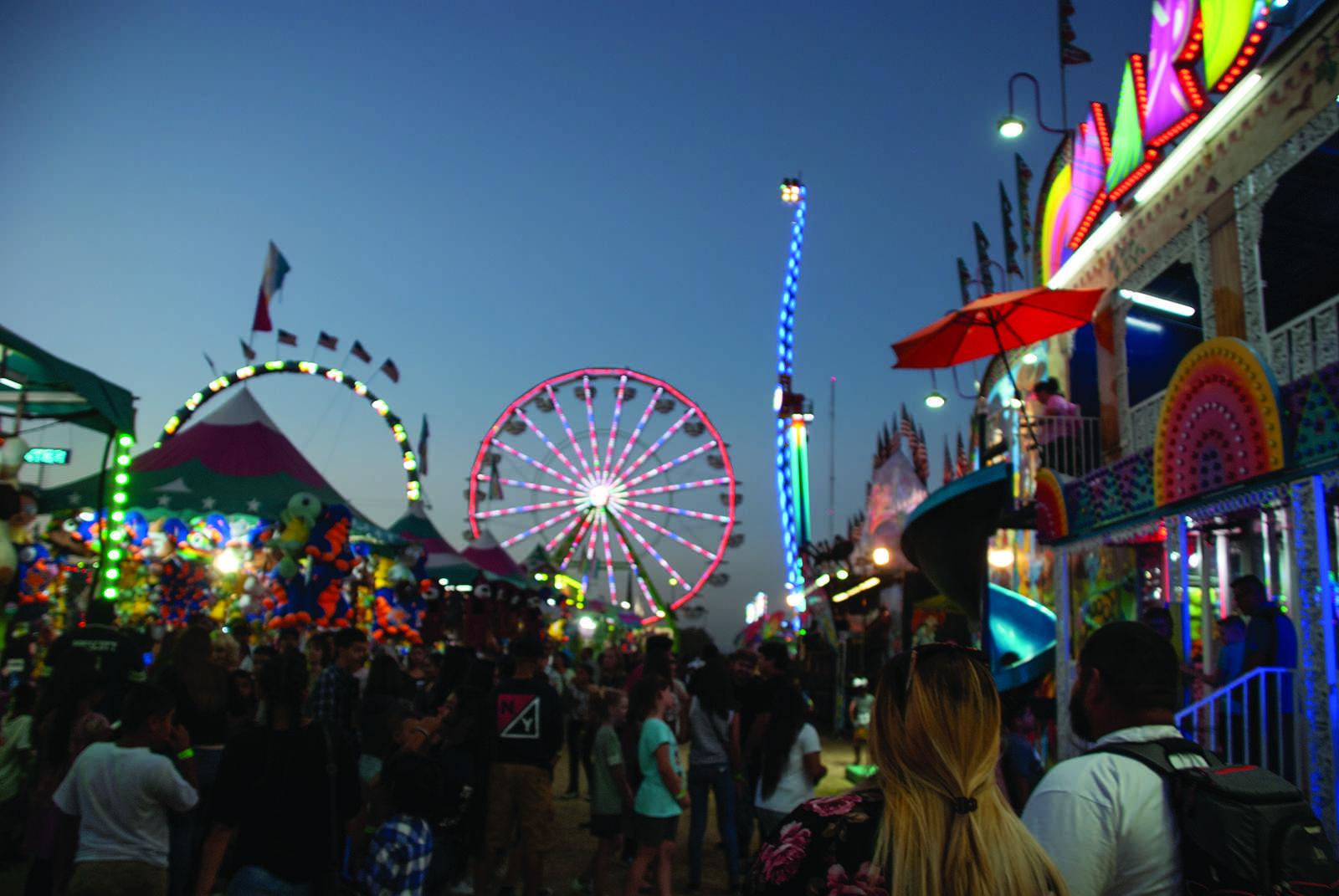 Kern County Fair brings life to Bakersfield