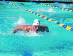 Roadrunner swimmers top UC Santa Cruz at home