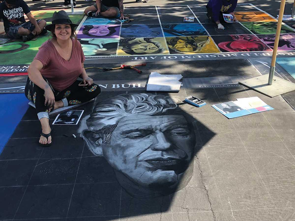 Via Arte festival paints the Marketplace