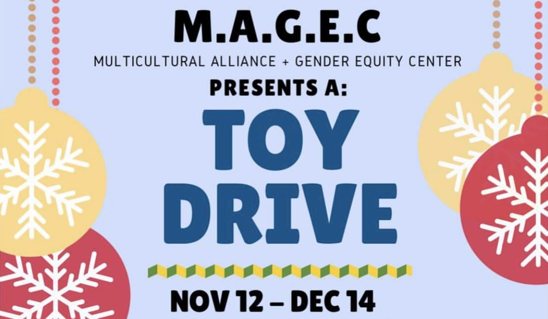 MAGEC holds first toy drive