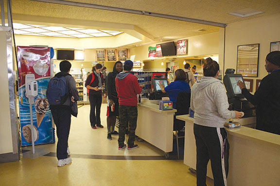 Food for thought: Runner Café offers more than students expected